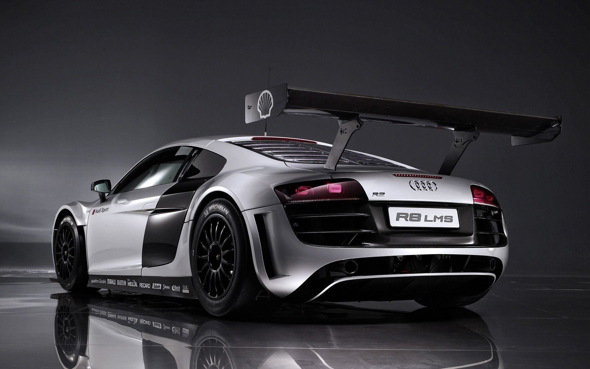 Audi R8 Background (74+ pictures)
