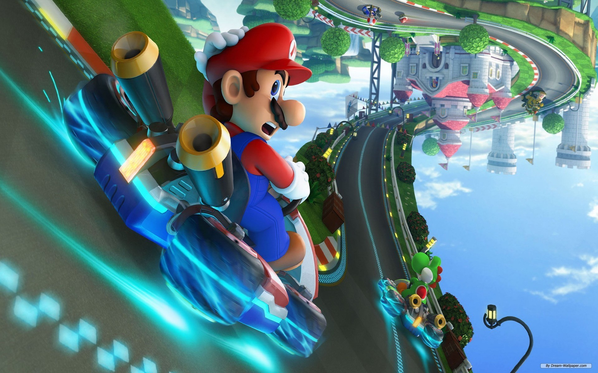 Mario Kart Wallpaper 69 Pictures