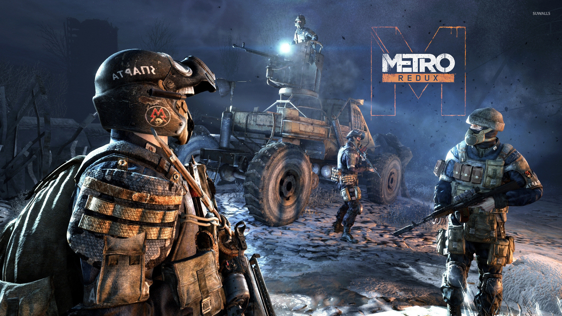 Metro 2033 Wallpapers 80 Pictures
