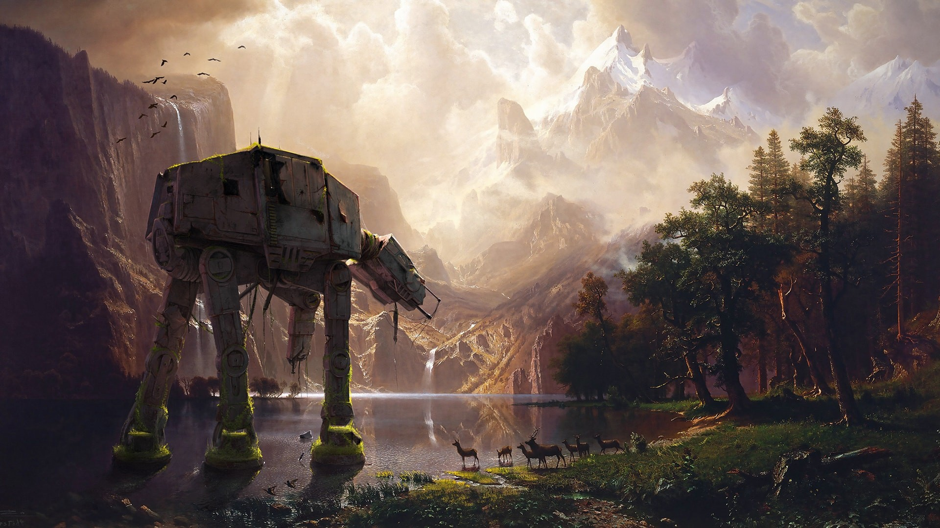 Concept Art Wallpapers 76 Pictures