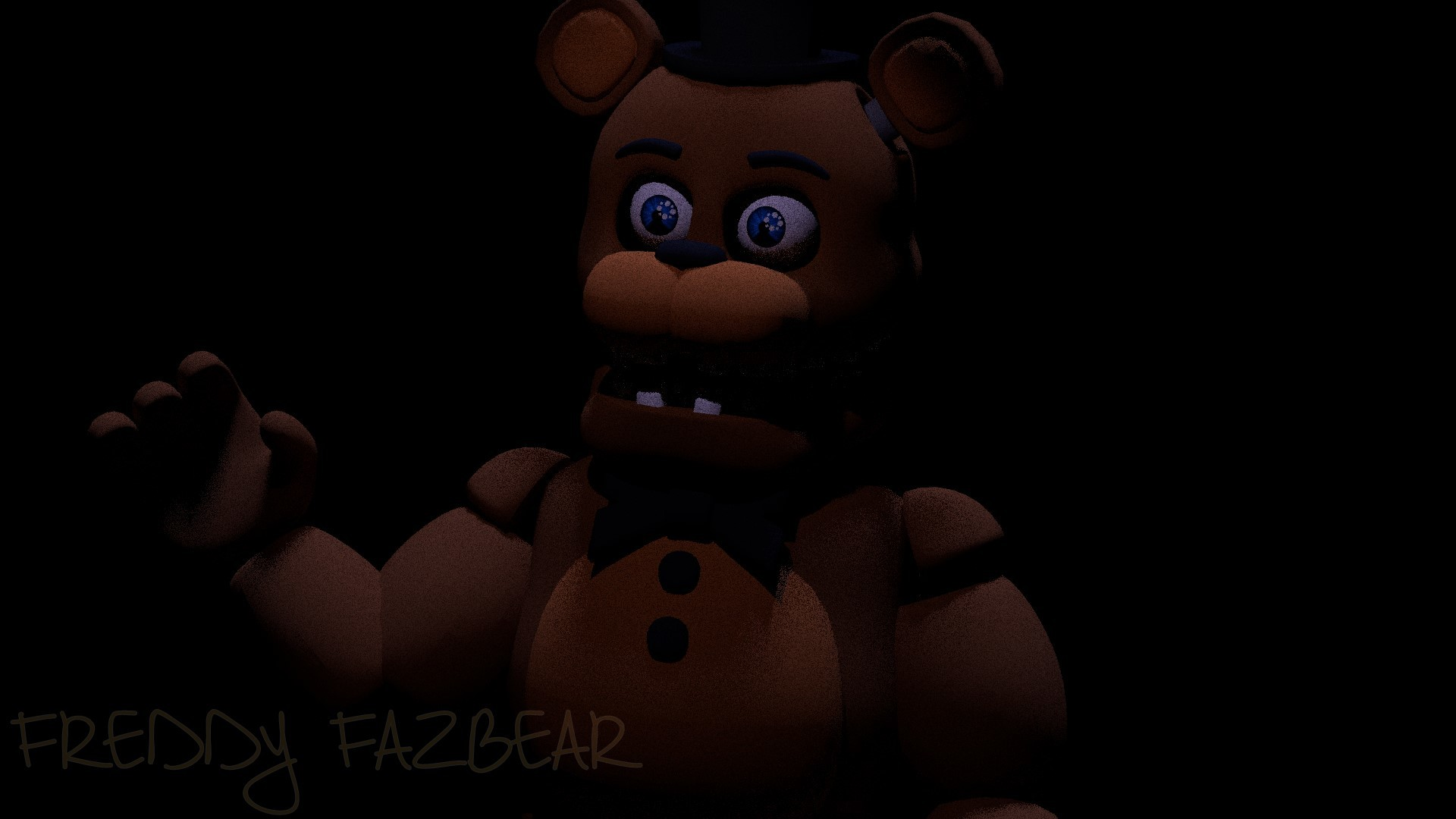 Freddy Fazbear Wallpapers (73+ pictures)