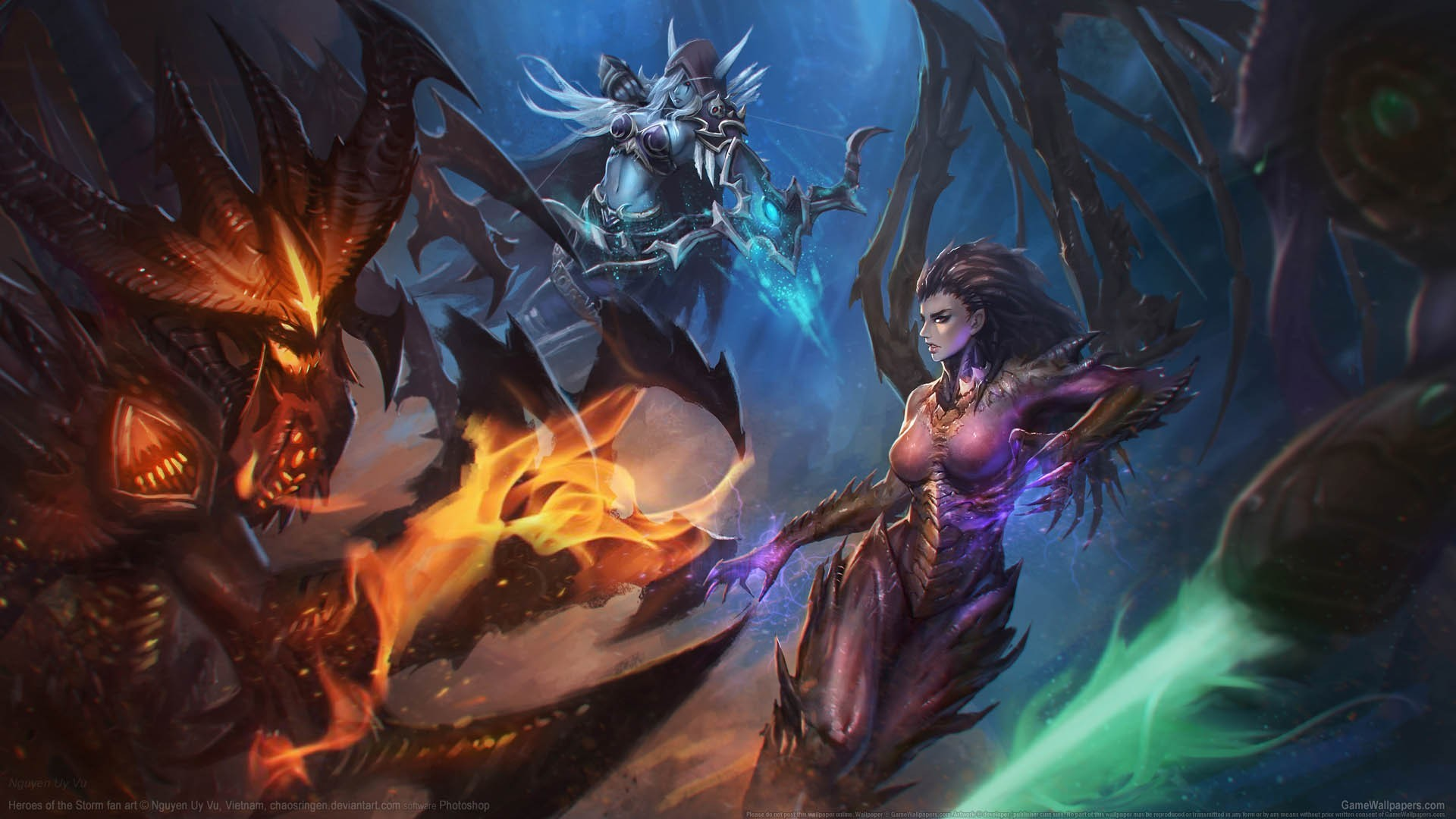 Heroes of the Storm Wallpapers (61+