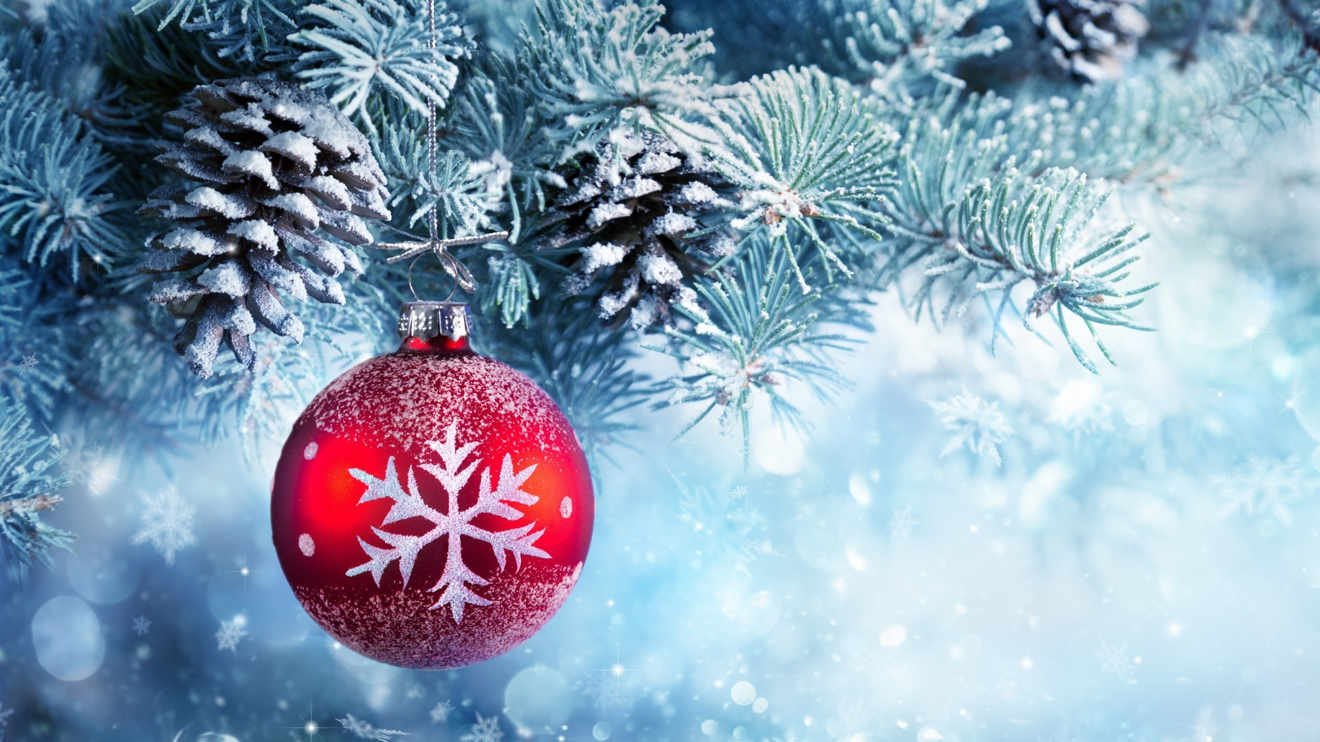 Winter Christmas Wallpaper 74 Pictures