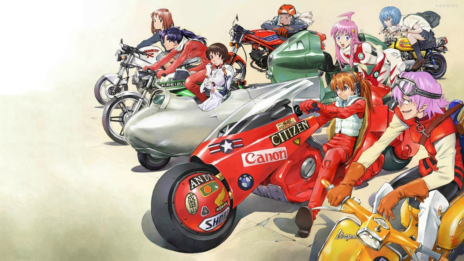 Flcl Canti Wallpaper 52 Pictures