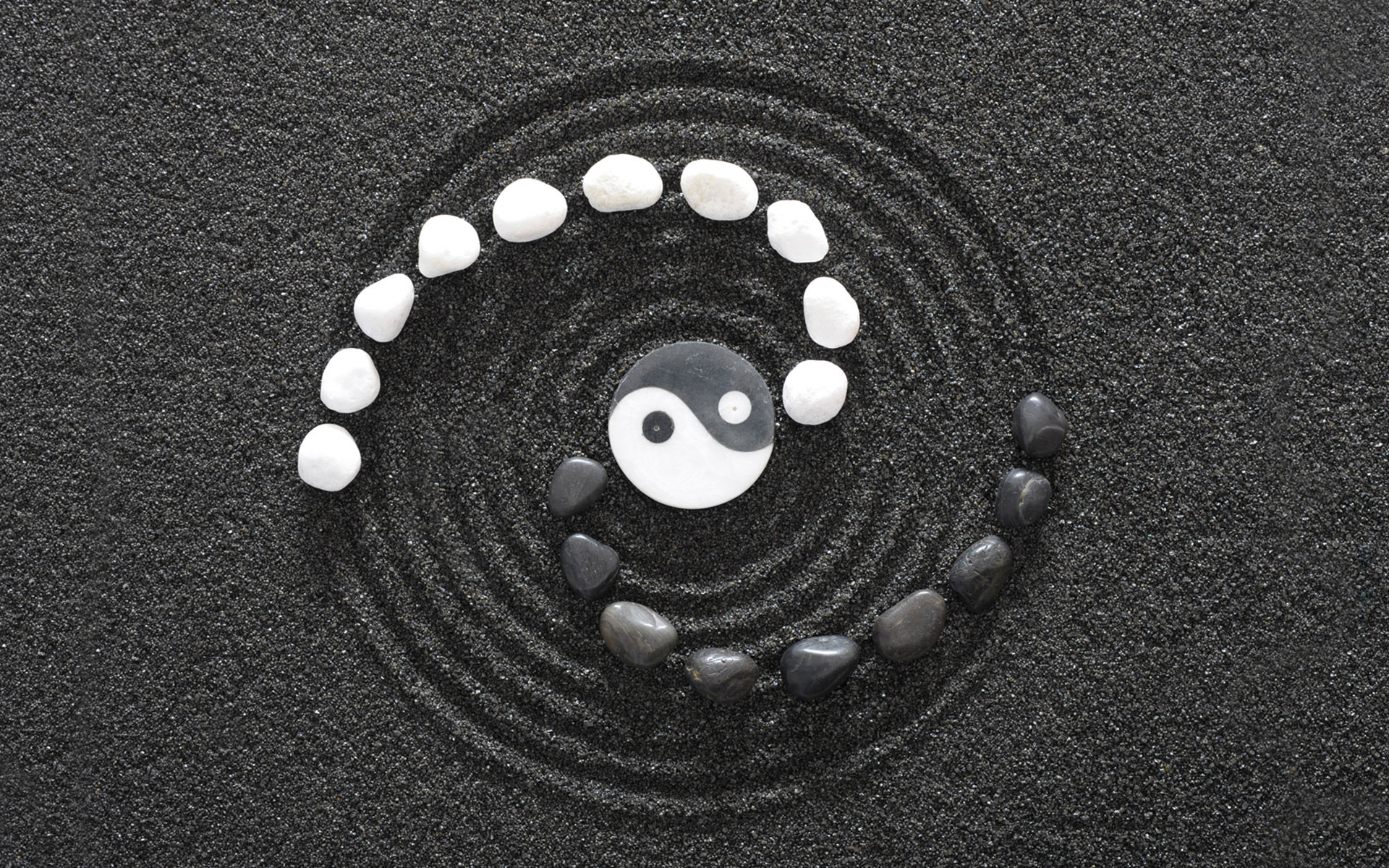 Yin Yang Background 54 Pictures