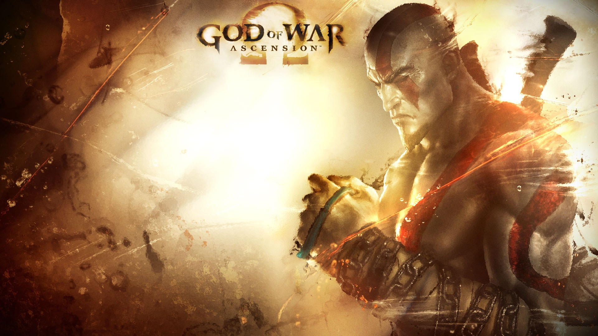 God Of War 3 Wallpaper 87 Pictures