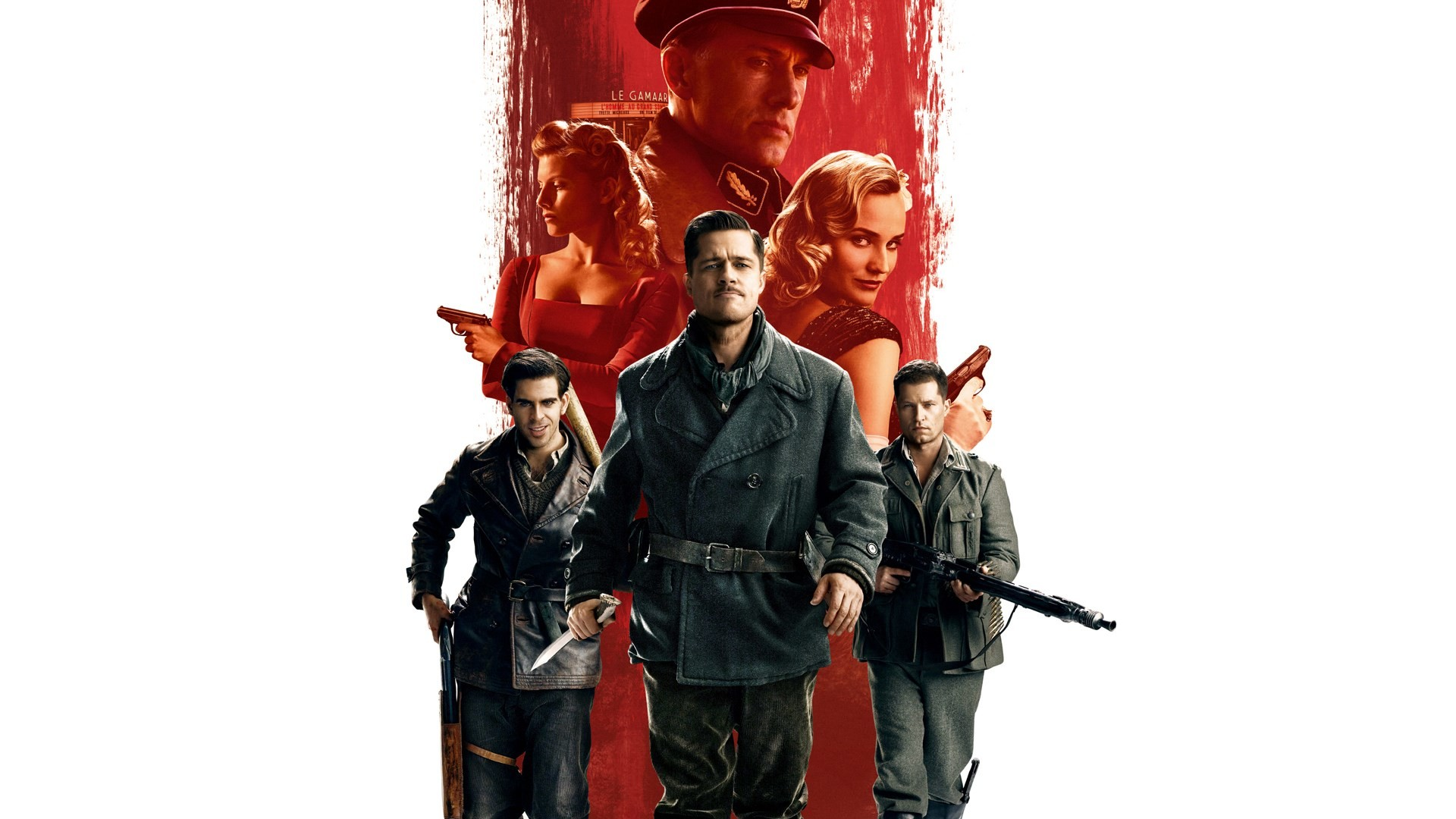 Inglourious Basterds Wallpapers (62+ pictures)