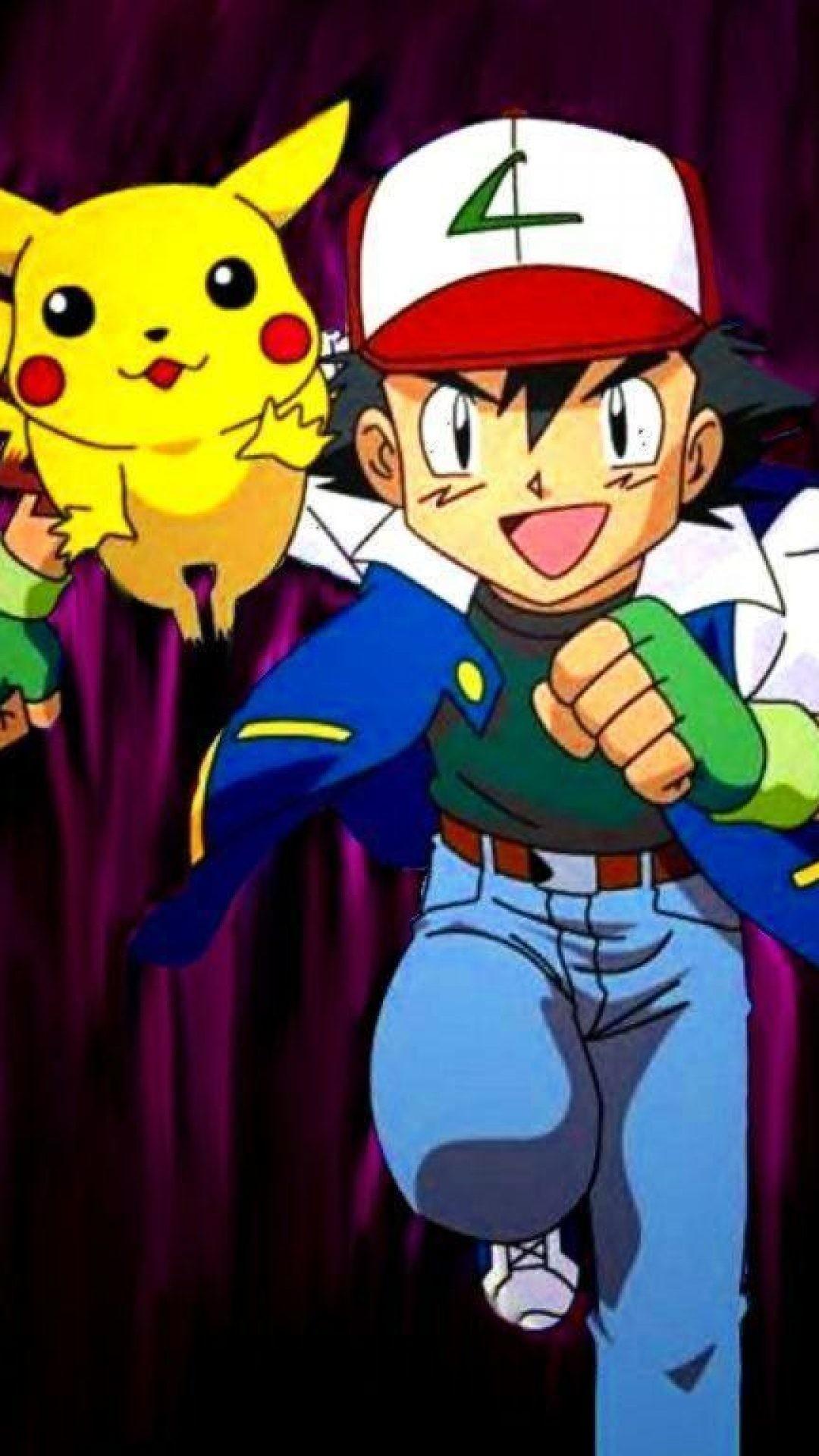 Pokemon Ash Wallpaper 60 Pictures