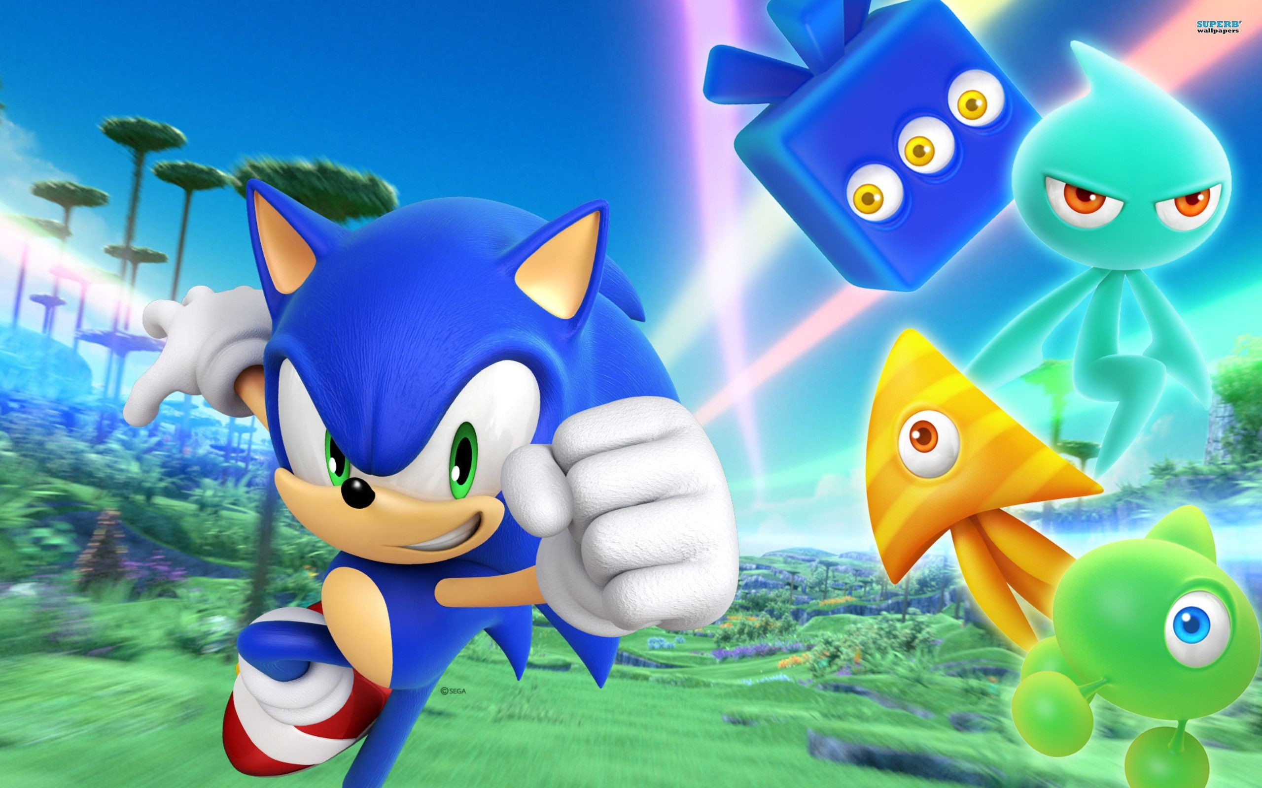 Sonic The Hedgehog Wallpaper 2018 66 Pictures