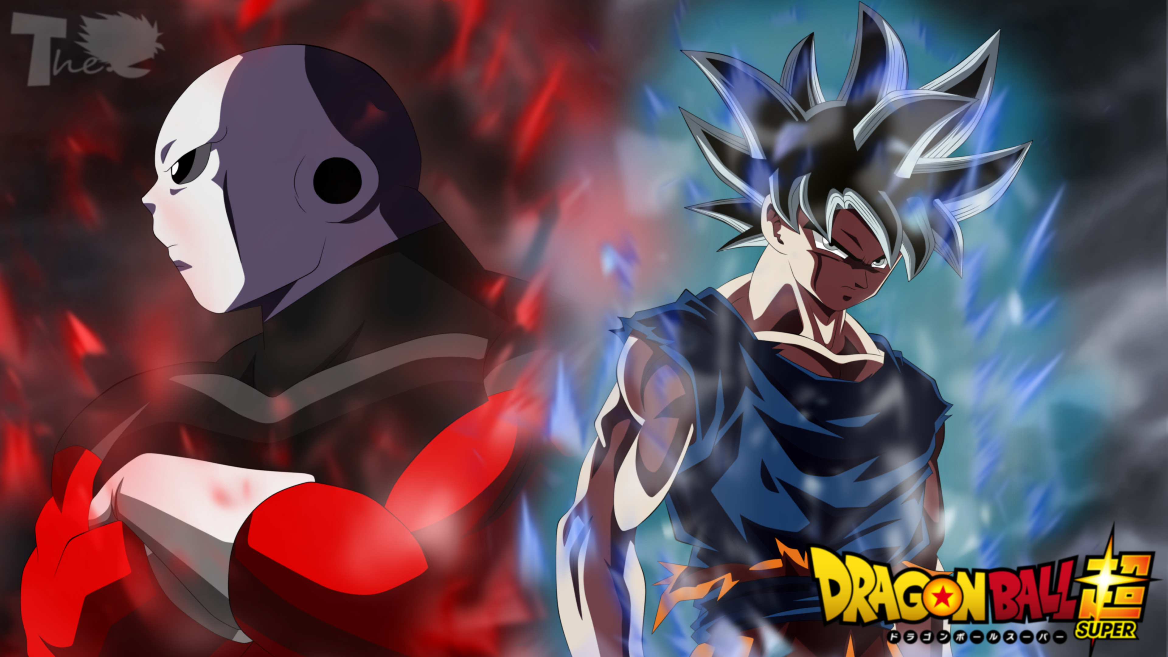 Dragonball Jiren Wallpaper Doraemon