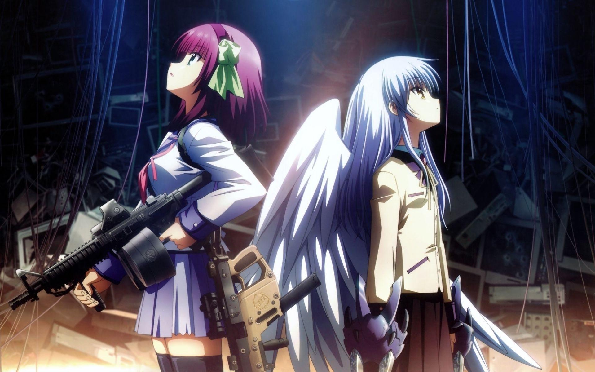 Anime Yuri Wallpaper 74 Pictures