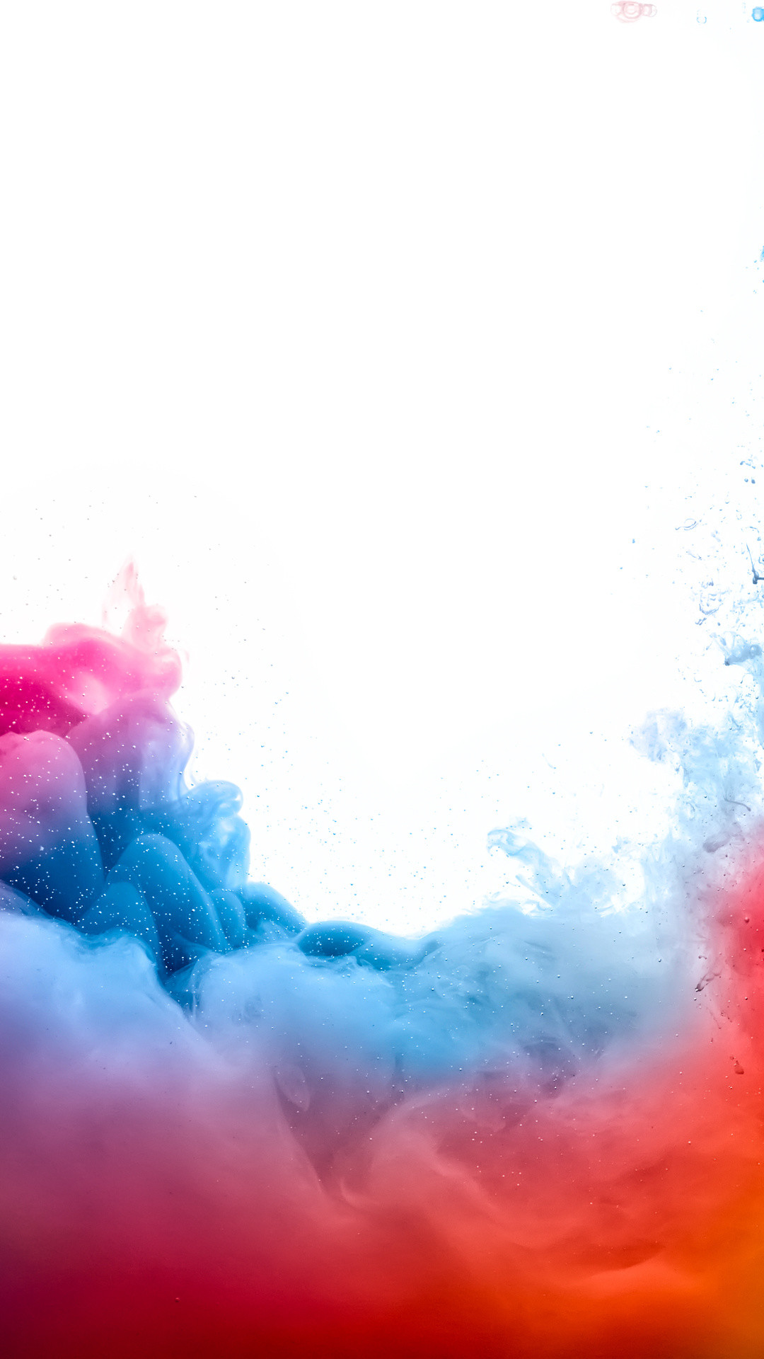 Colorful smoke backgrounds 66 pictures - 4k girl wallpaper for iphone ...