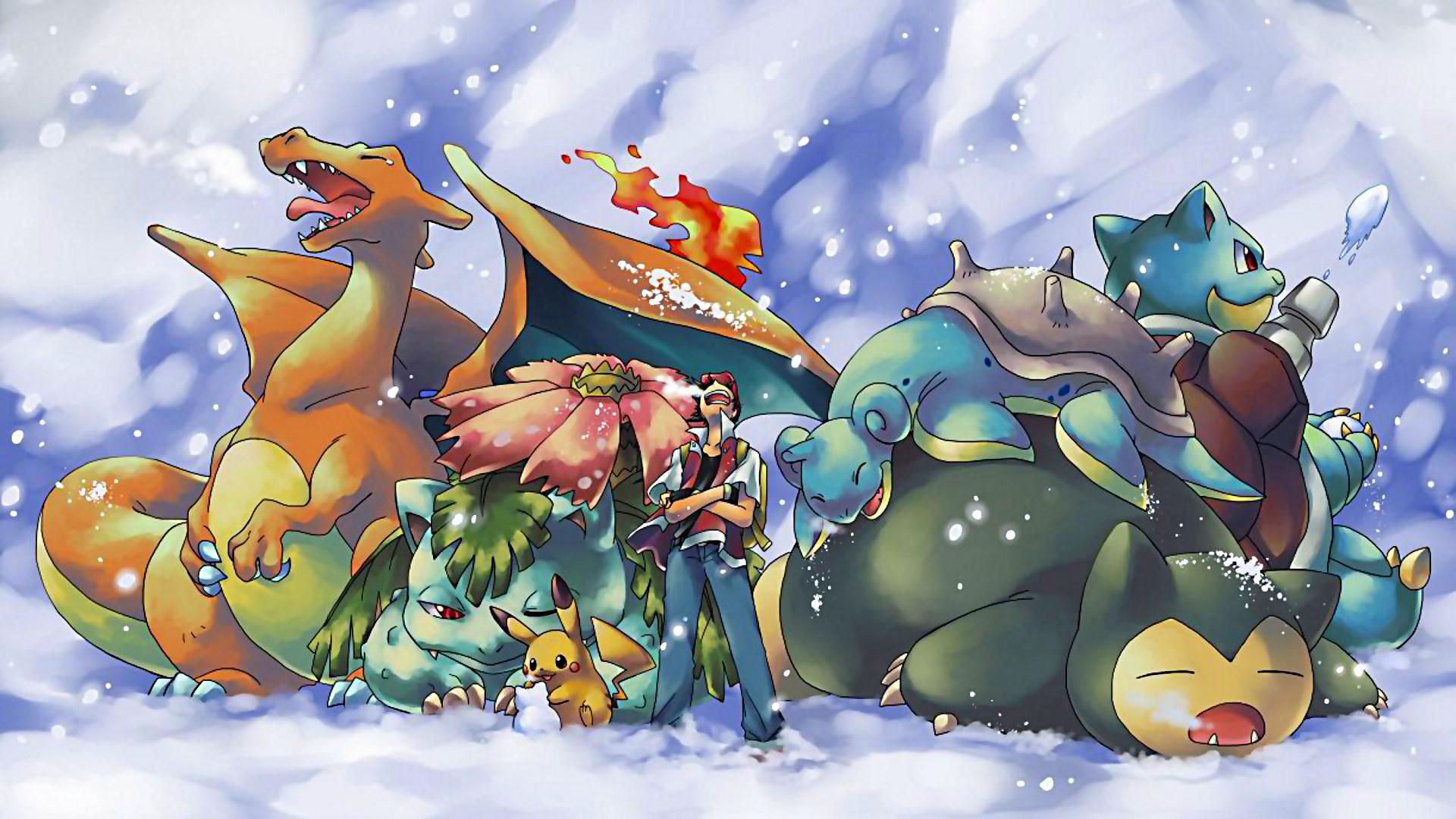 Bonus – Johto Starters | PokéWalls |Starter Pokemon Phone Wallpaper
