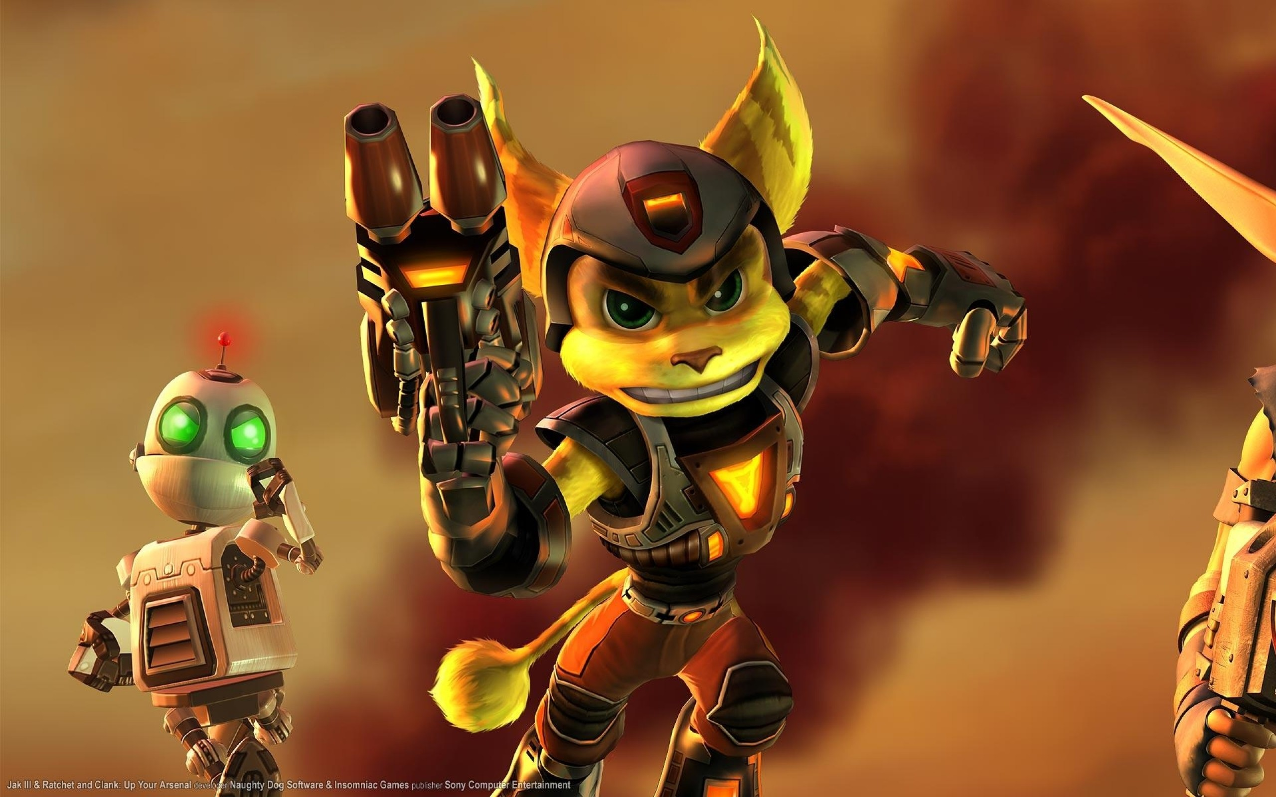 Download Jak Daxter Wallpapers: Jak And Daxter Wallpapers (74+ Pictures