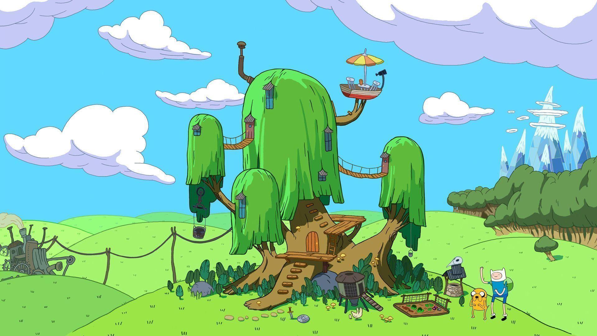 Adventure Time Desktop Background (65+ pictures)