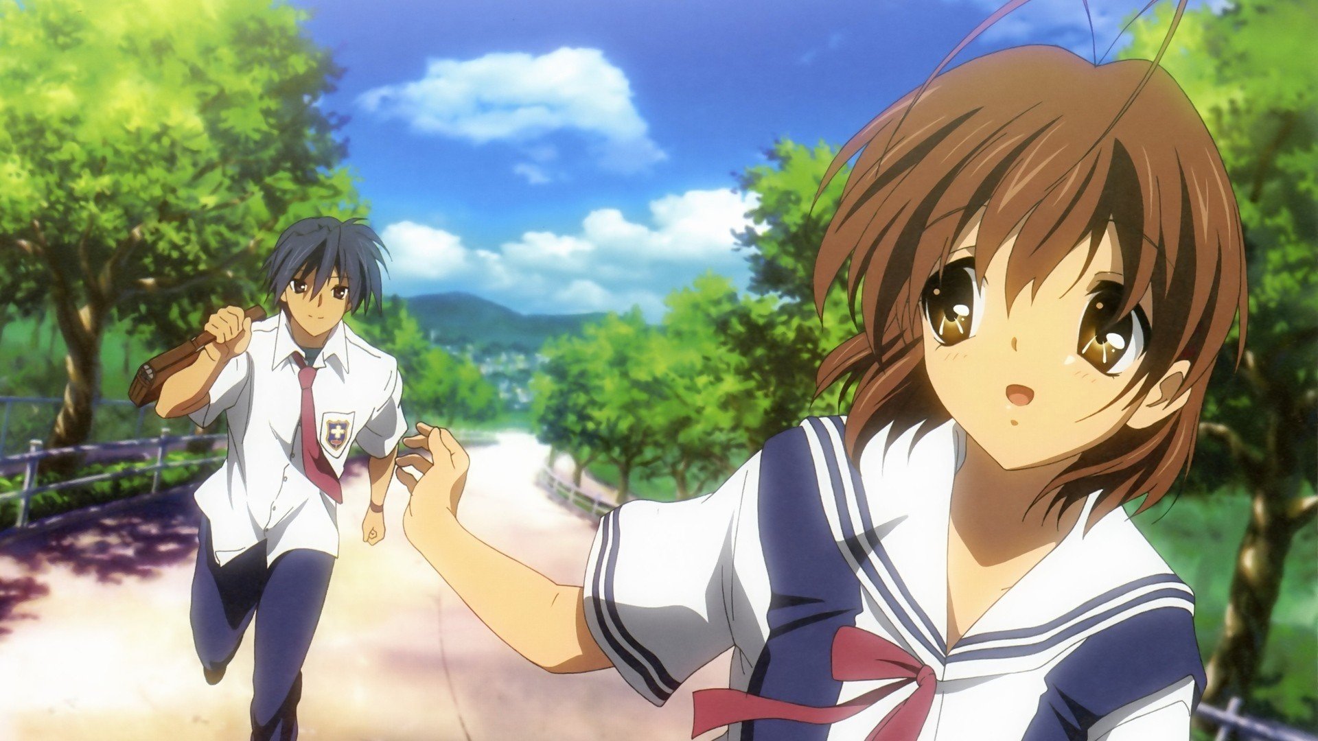 Clannad Background 82 Pictures