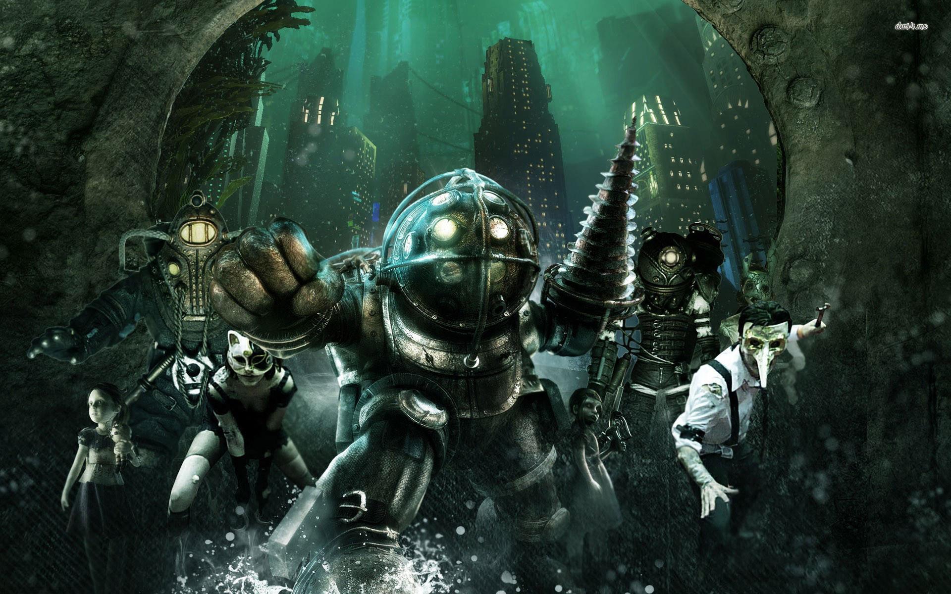 Bioshock 2 Wallpaper 78 pictures