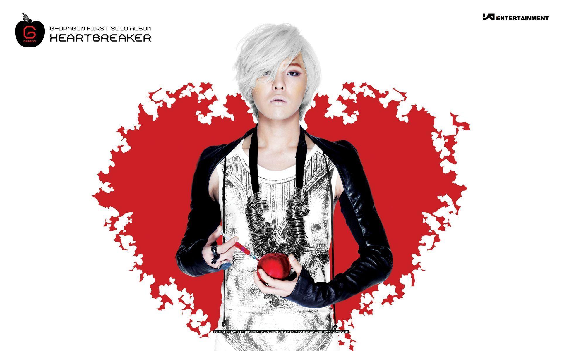 G Dragon Heartbreaker Wallpaper 72 Pictures