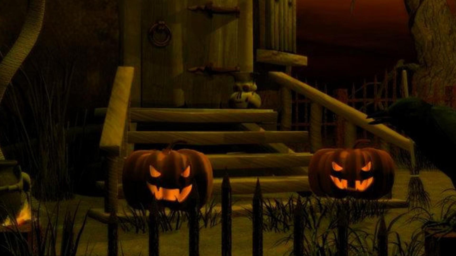 Halloween Wallpaper Screensavers 54 Pictures