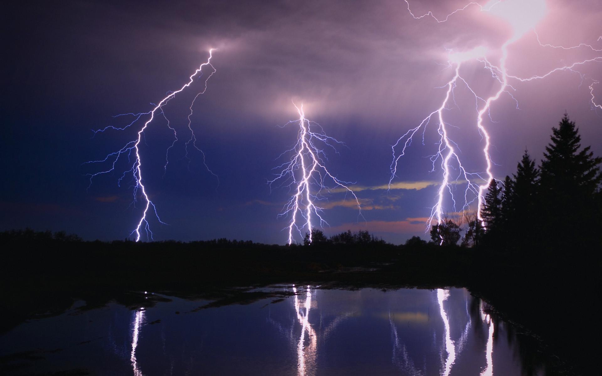 Lightning Bolt Backgrounds (41+ pictures)