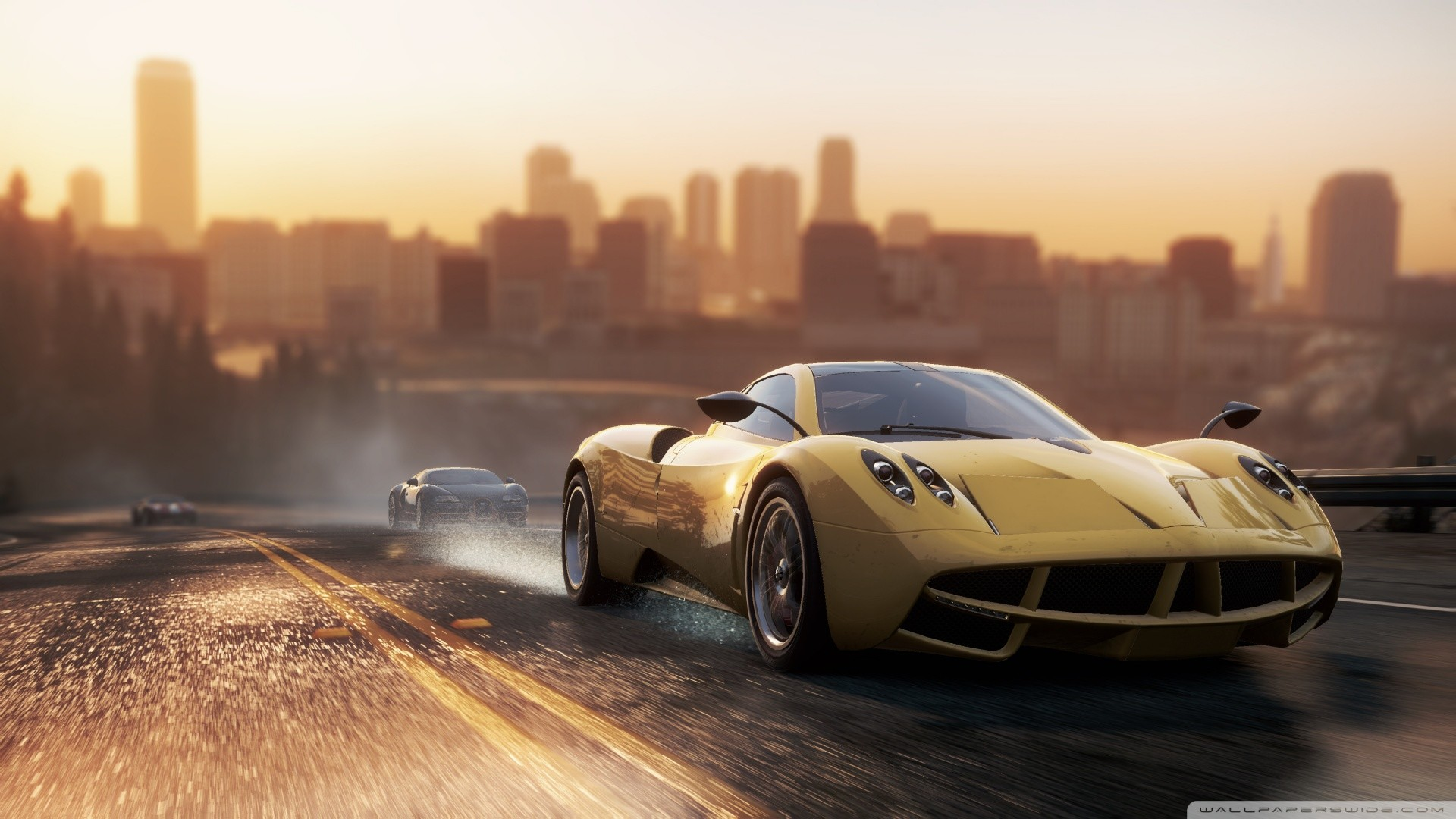 Как сделать своё разрешение в need for speed most wanted
