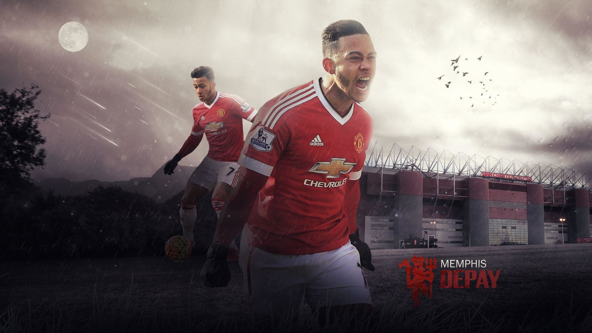 Memphis Depay Wallpapers (84+ Pictures