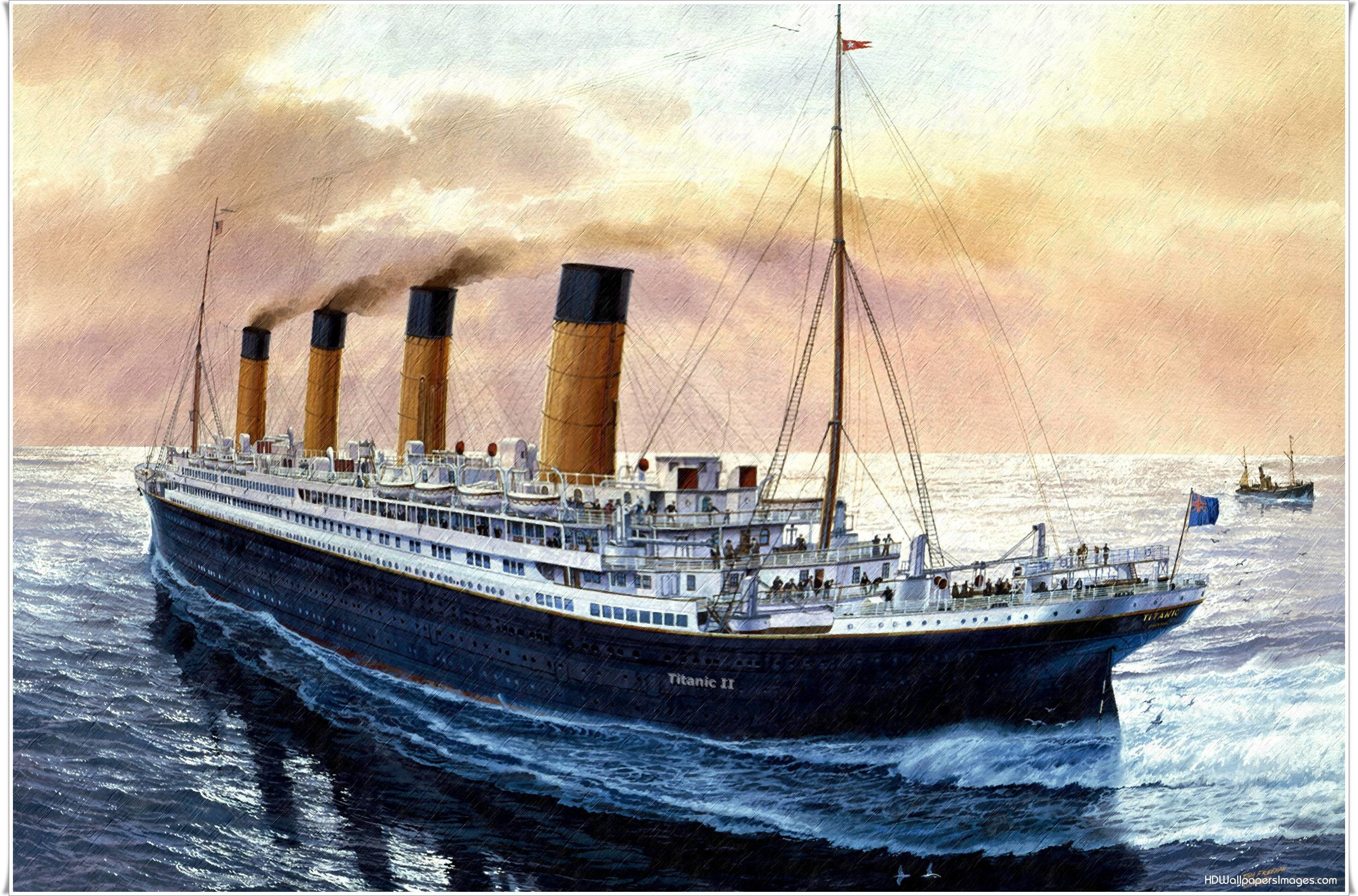 titanic 2 wallpapers (63+ pictures)