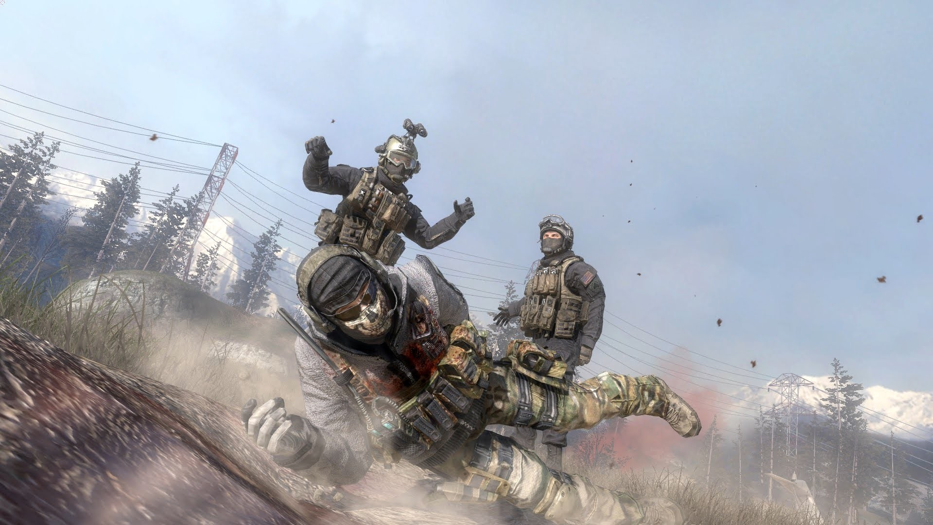 Mw2 Wallpaper Hd 74 Pictures