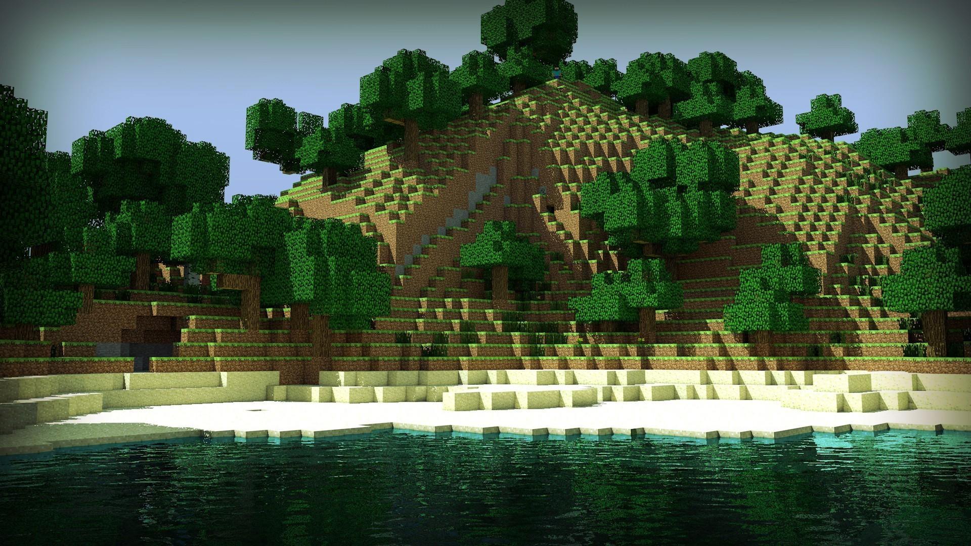 Desktop Wallpaper Minecraft (87+ pictures)