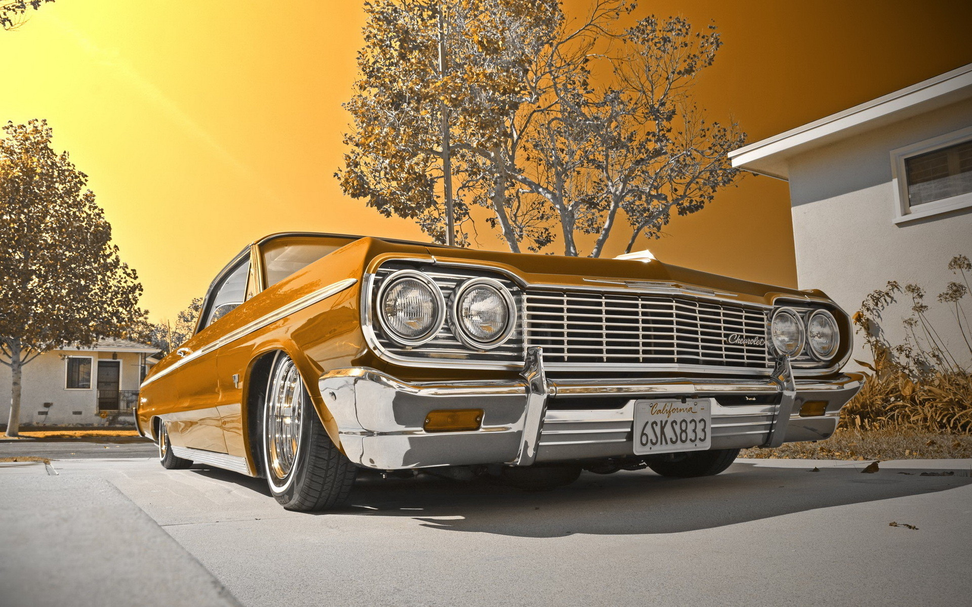 Lowrider Arte Wallpapers (20+ pictures)