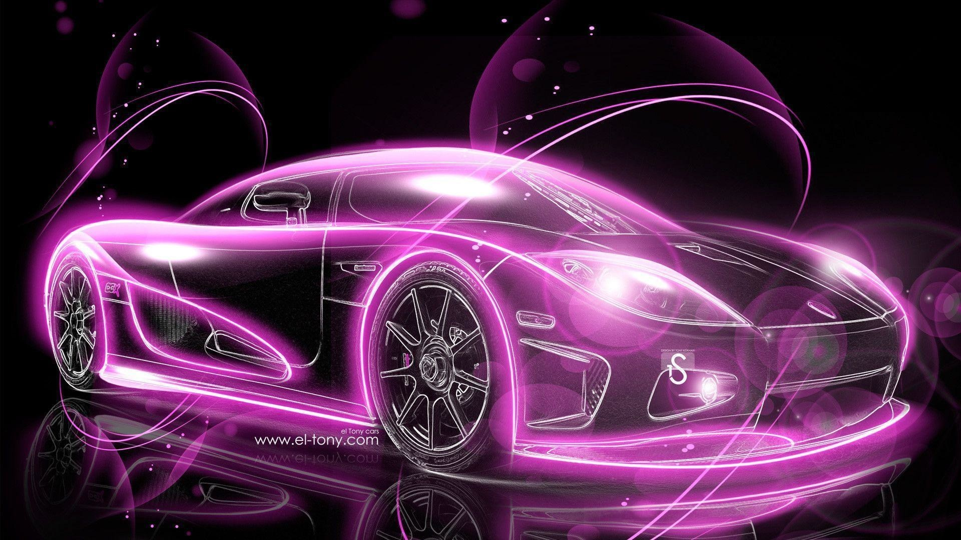 Pink Cars Wallpaper 76 Pictures