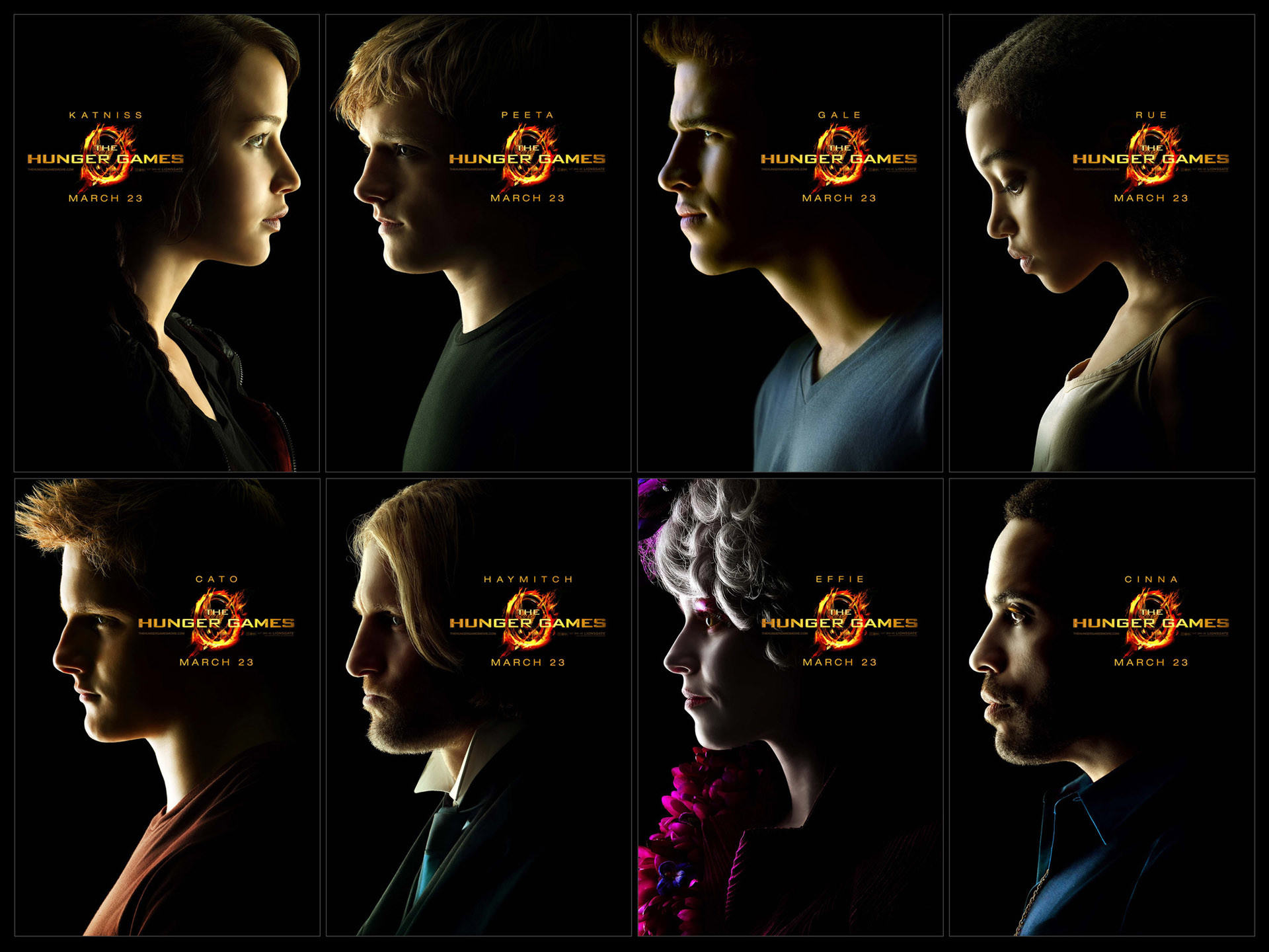 Hunger Games Background 70 Pictures