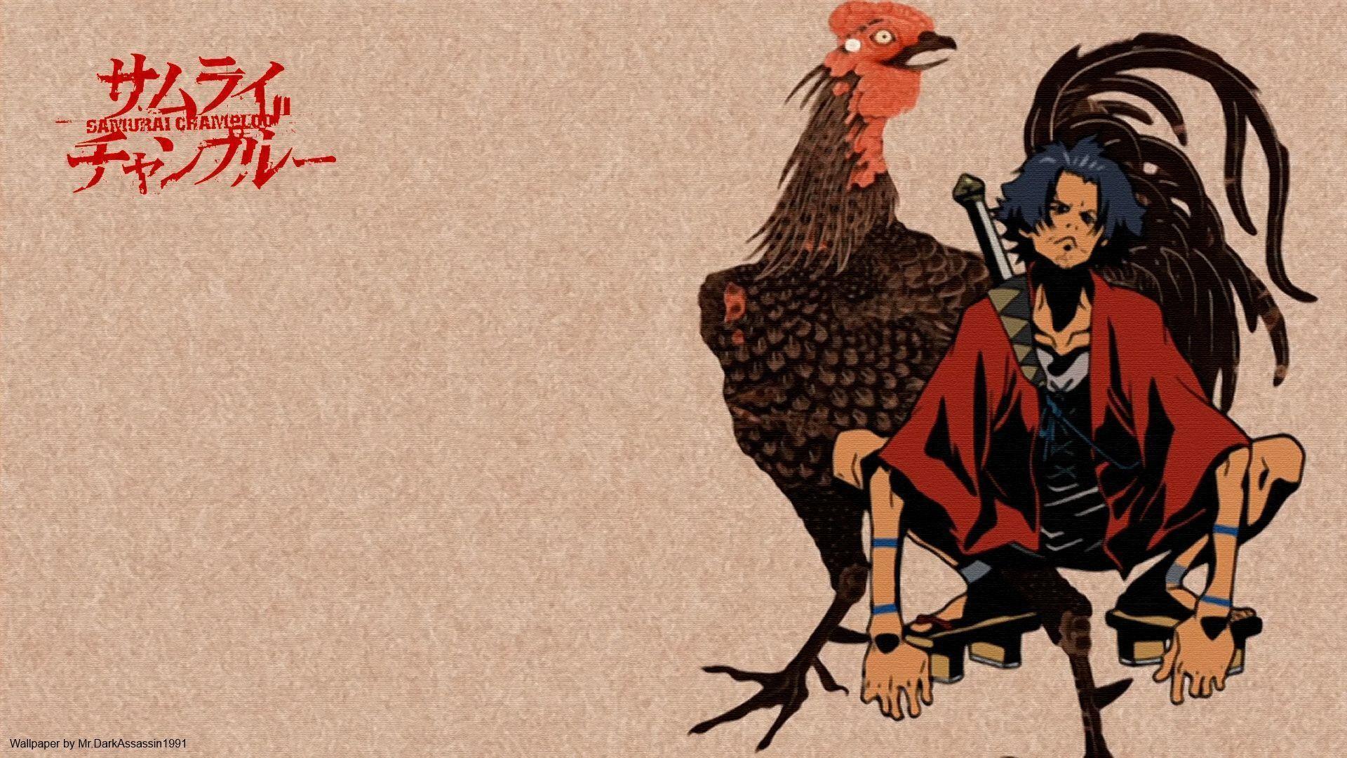 Samurai Champloo Mugen Wallpaper 55 Pictures