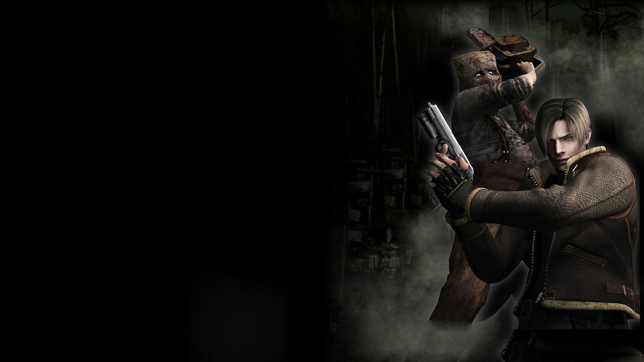 Resident Evil 4 Leon Wallpaper 65 Pictures