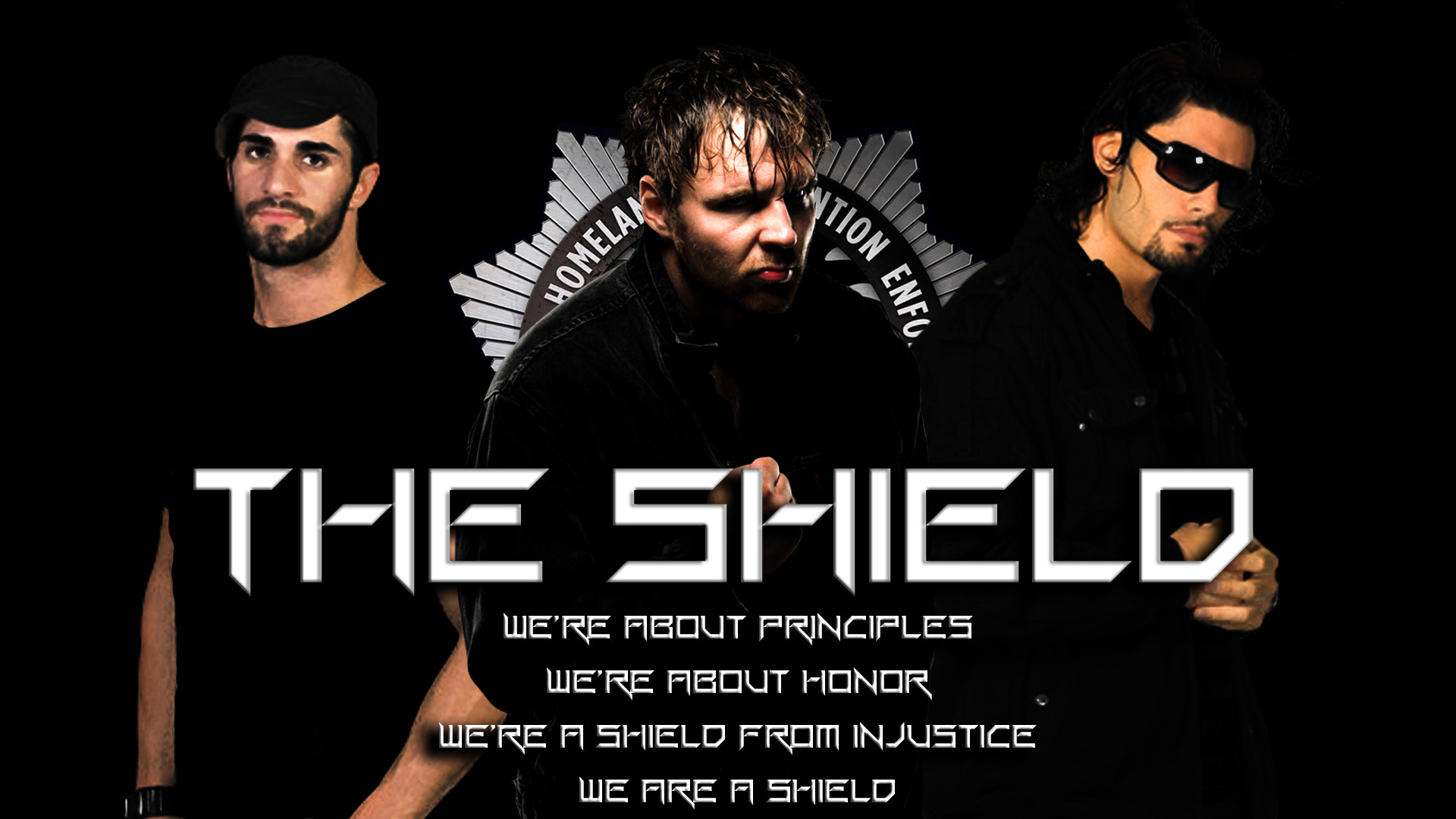 The Shield Wallpapers 81 Pictures