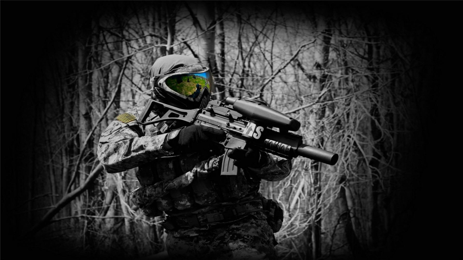 Paintball Wallpaper 70 Pictures