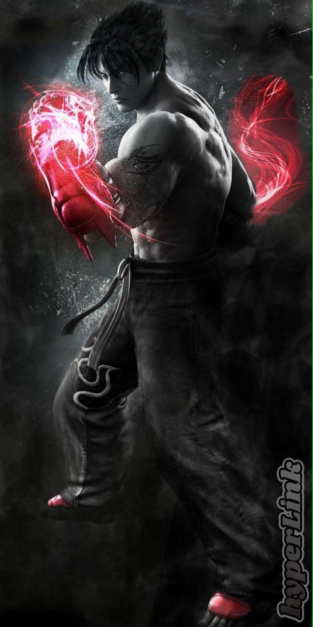 Tekken 6 Jin Kazama Wallpaper 66 Pictures