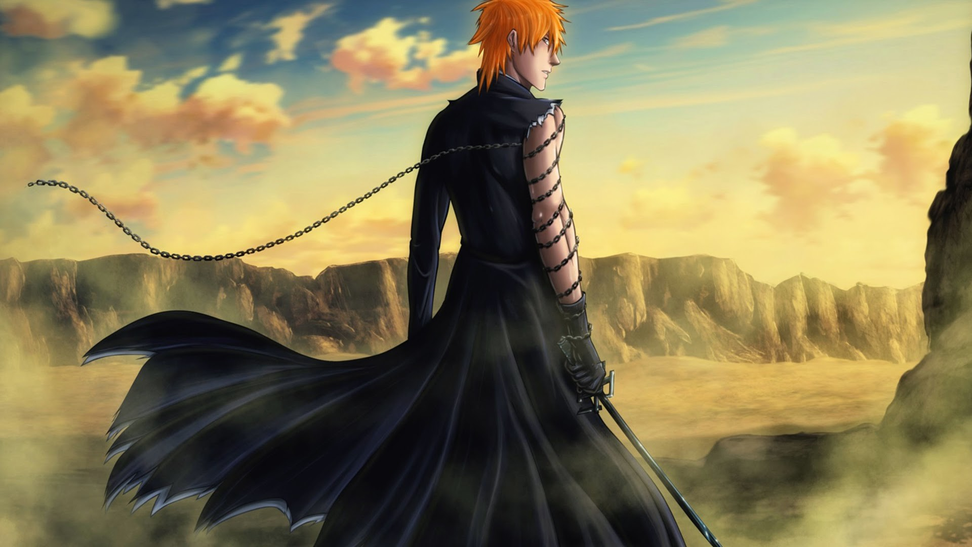 Ichigo Wallpaper HD (77+ pictures)
