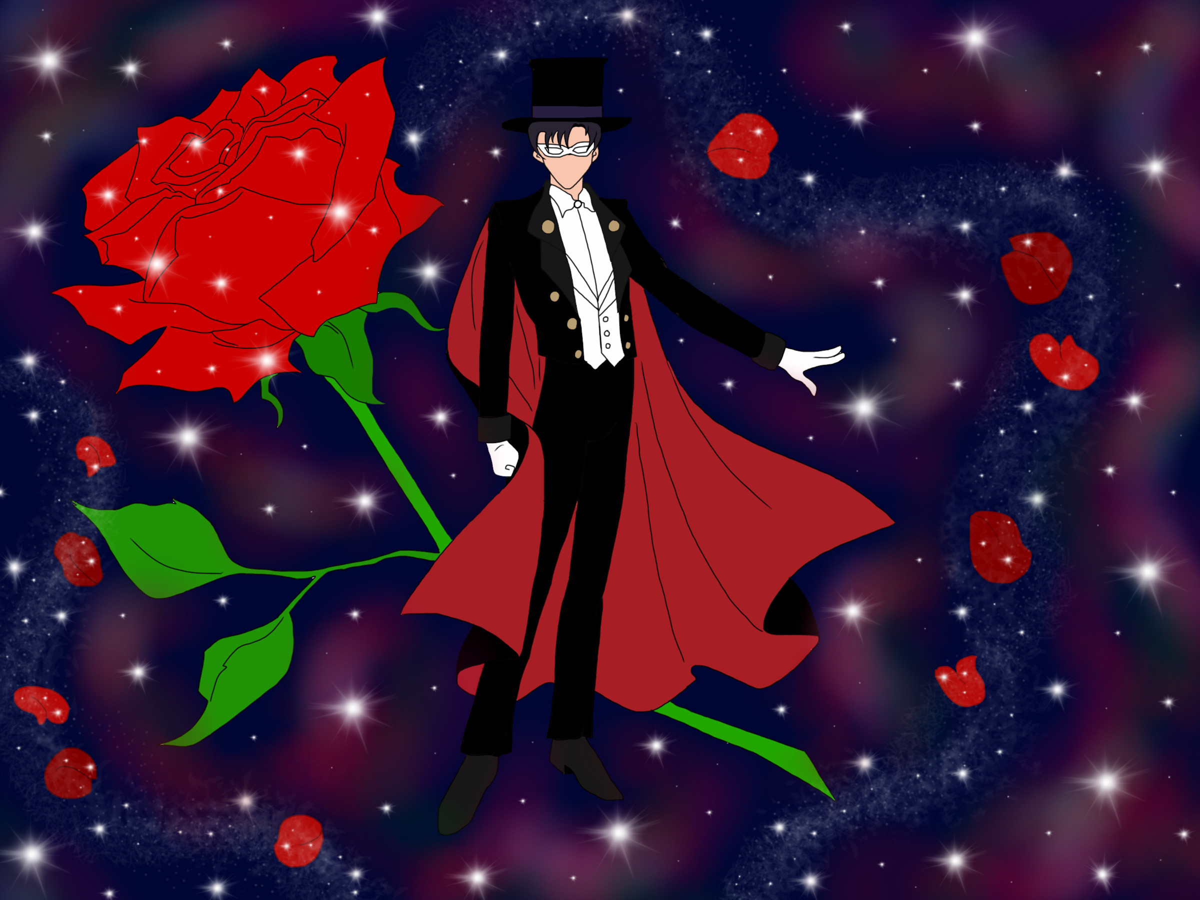 Sailor Moon And Tuxedo Mask Iphone Wallpaper 58785 Movieweb