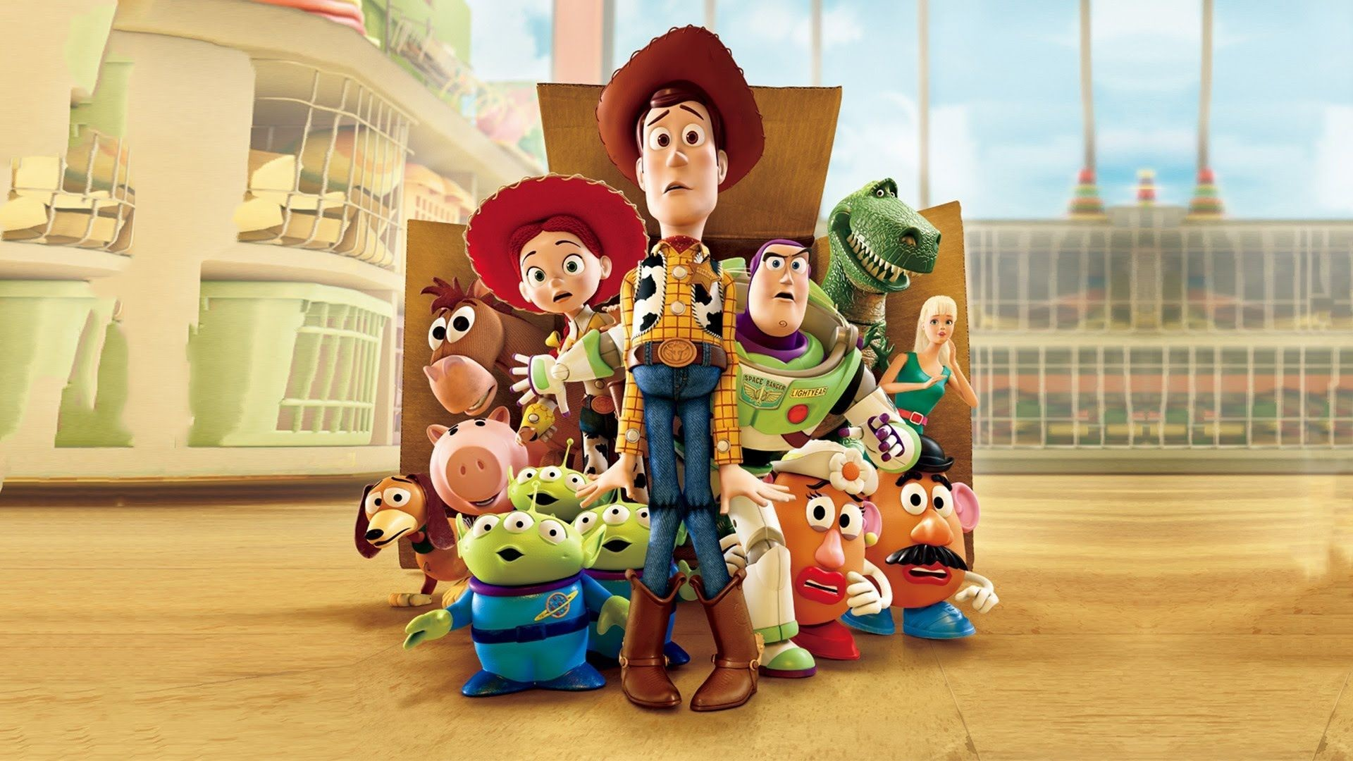 Toy Story Wallpapers 60 Pictures