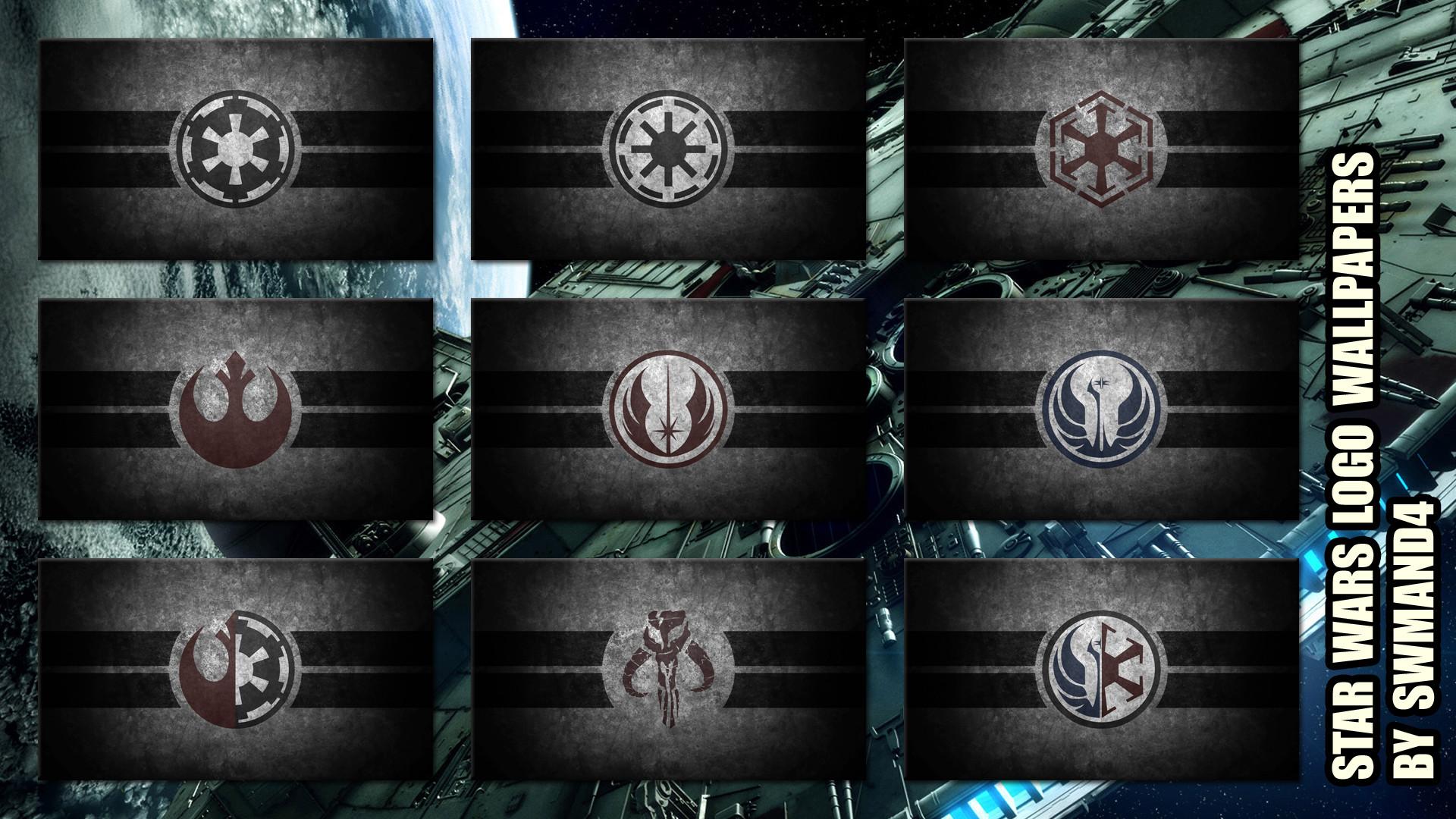 Star Wars Jedi Symbol Wallpaper 74 Pictures