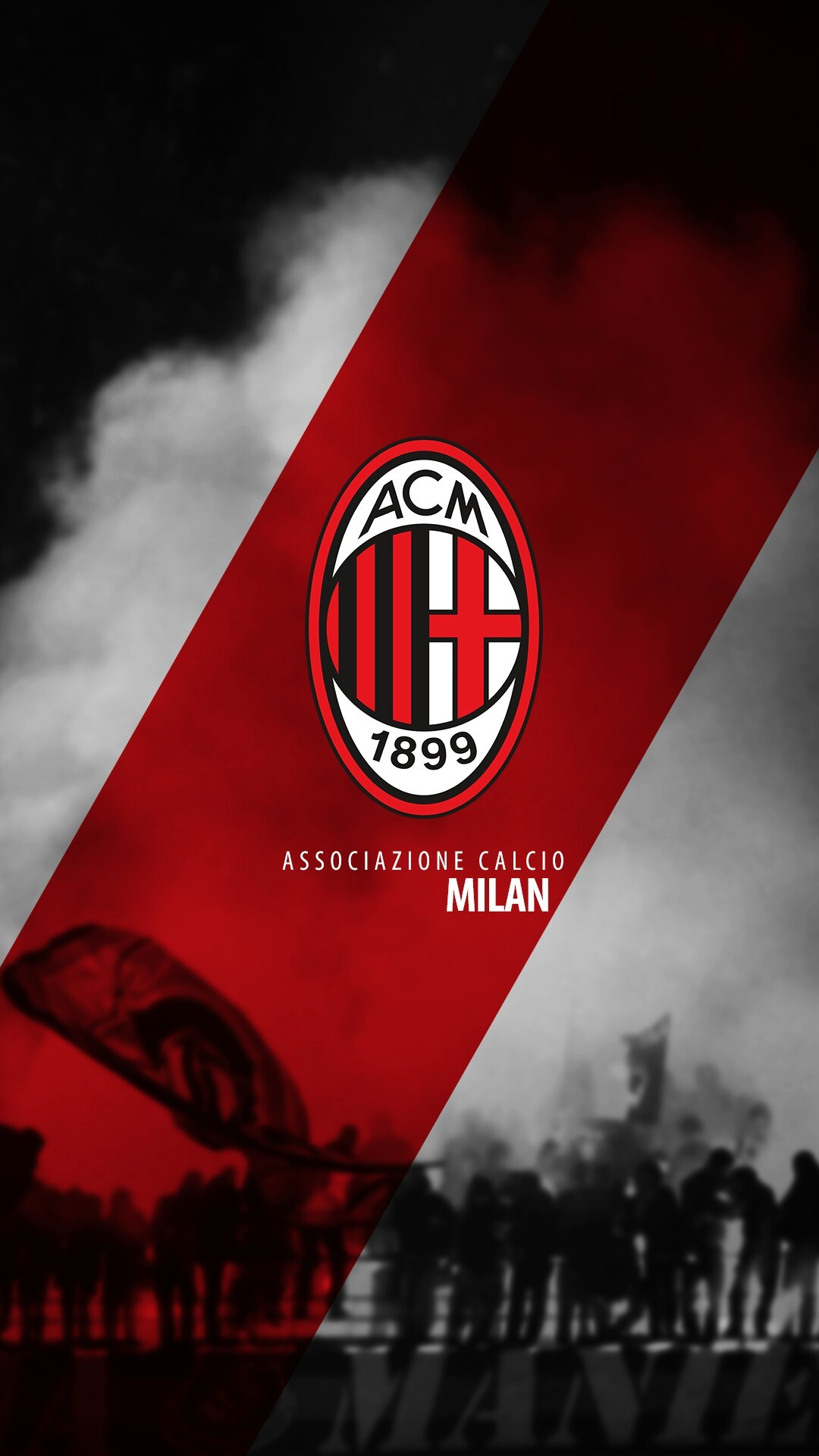 Ac Milan Wallpapers (65+ pictures)