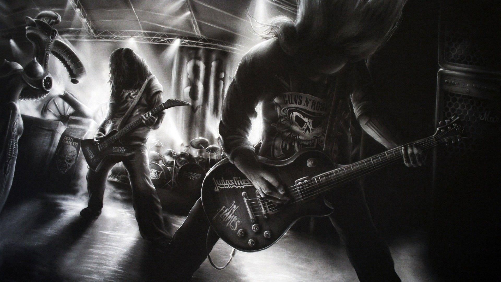 Heavy Metal Wallpapers 58 Pictures