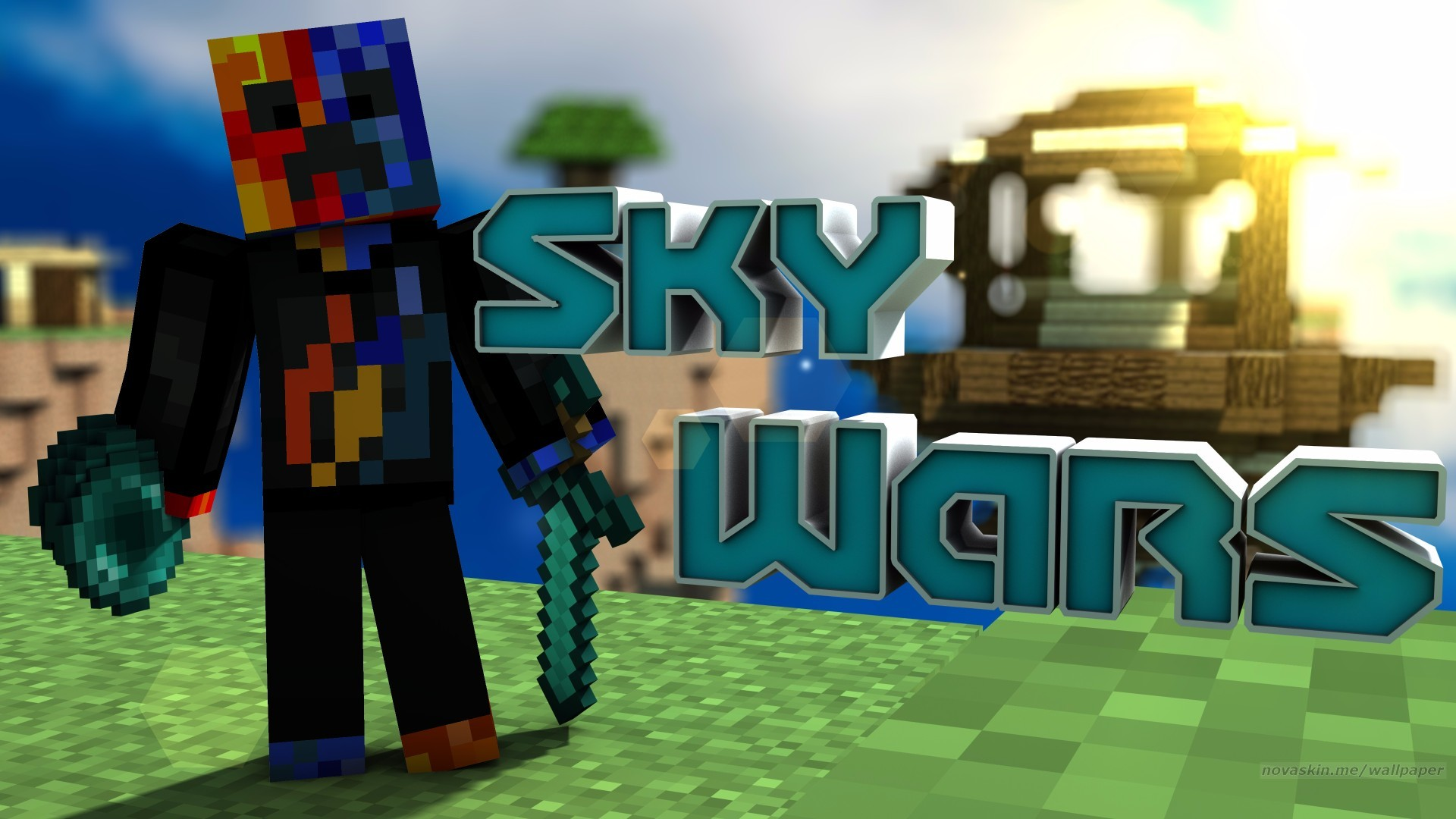 Minecraft Wallpaper For Walls 64 Pictures