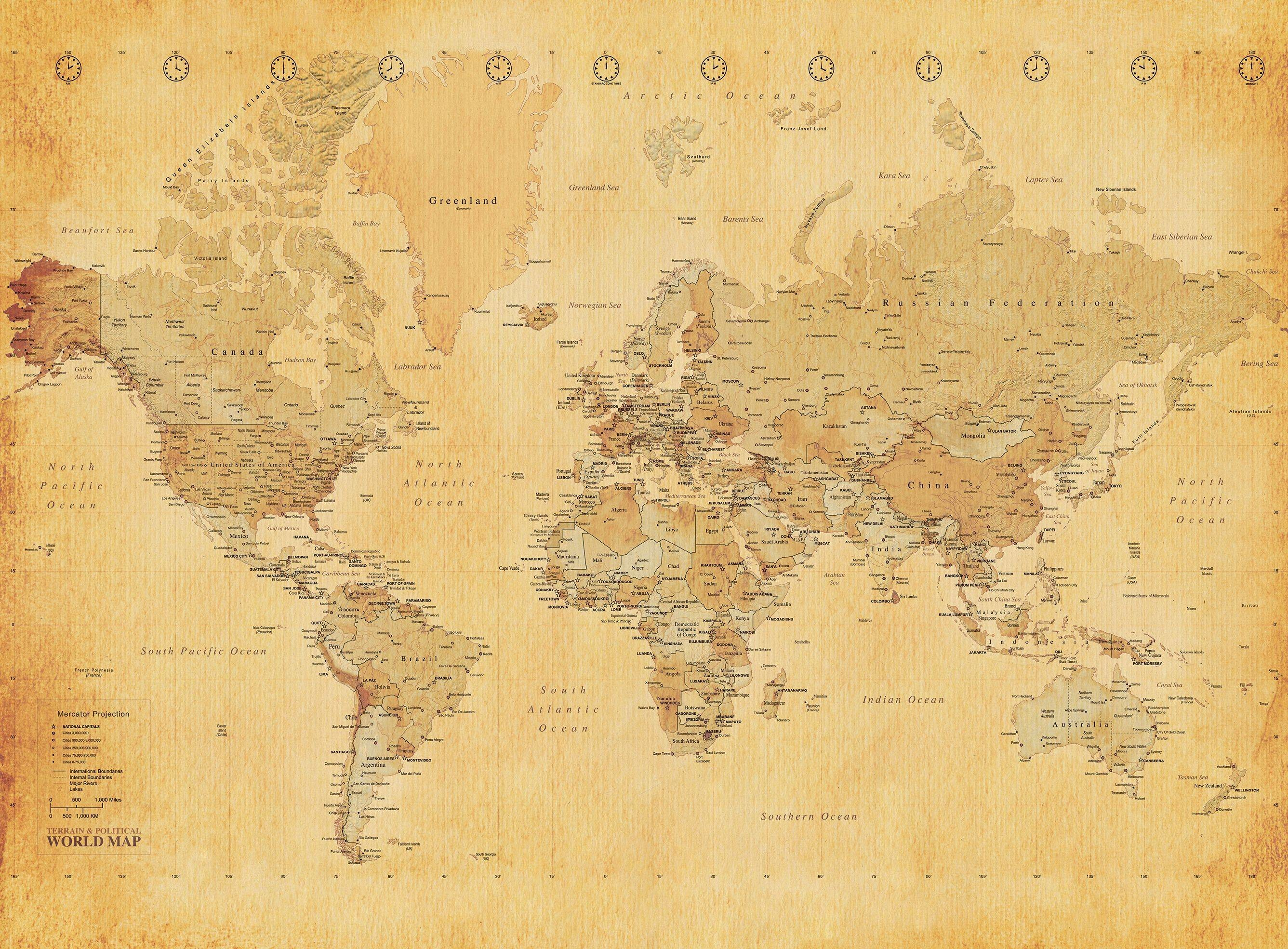 Vintage map wallpaper 49 pictures wide gumiabroncs Choice Image
