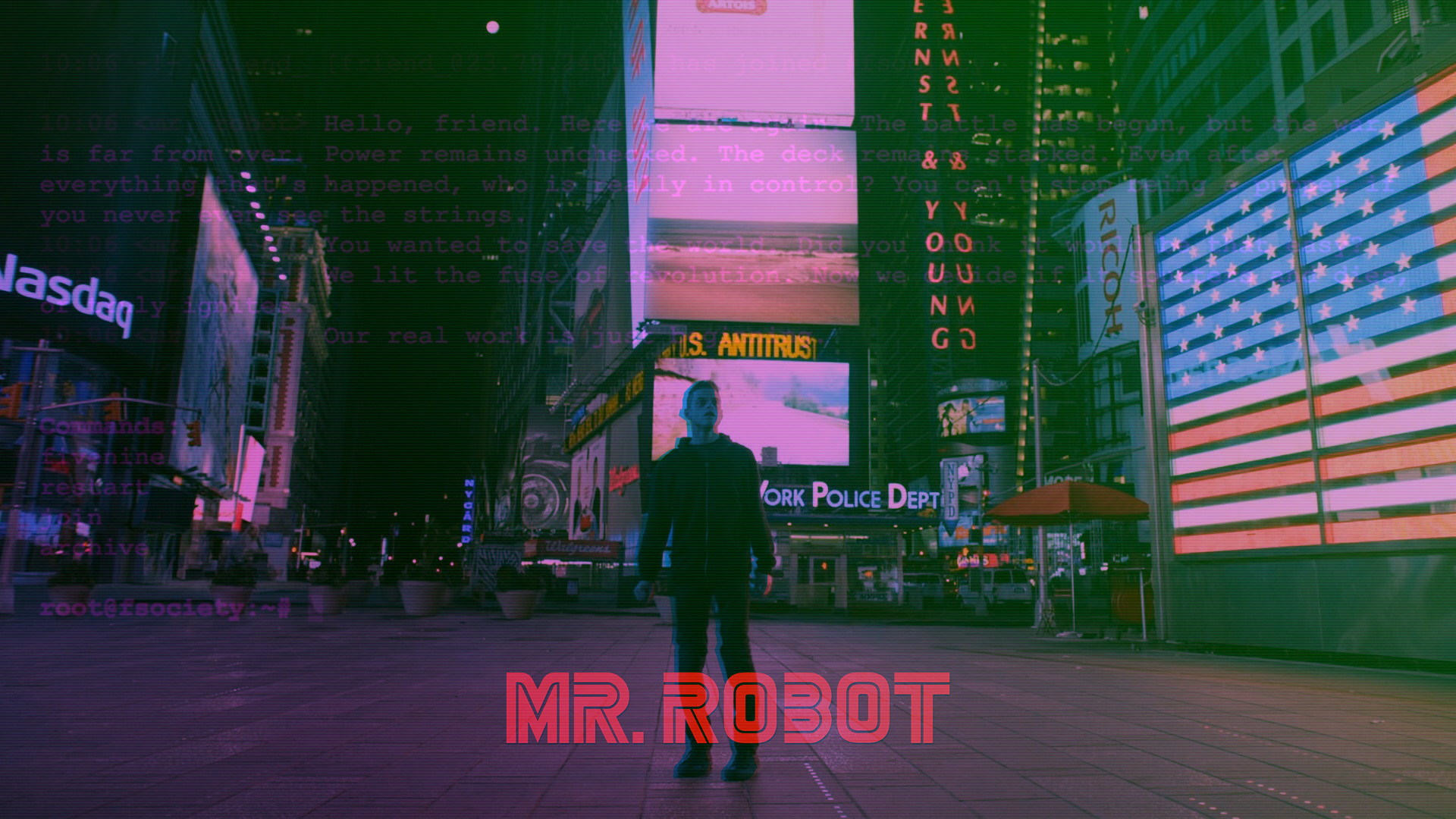 Mr Robot Wallpapers 78 Pictures