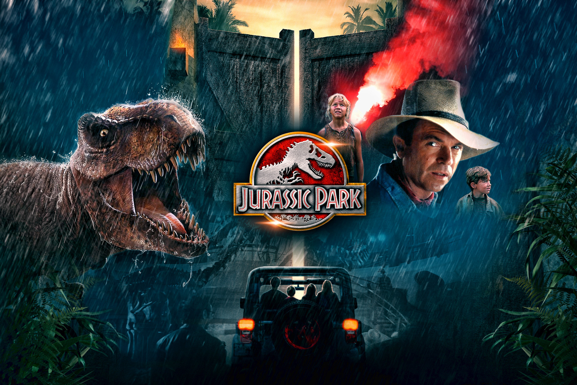 Jurassic Park Wallpapers (76+ pictures)
