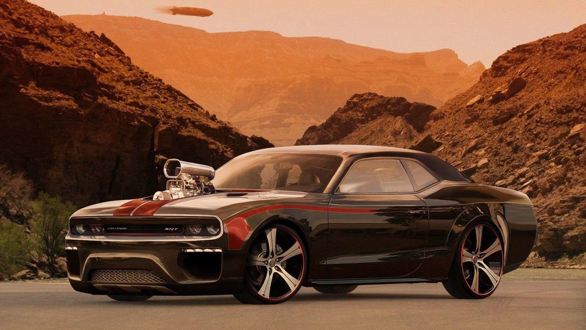 Muscle Cars Wallpapers High Resolution 57 Pictures