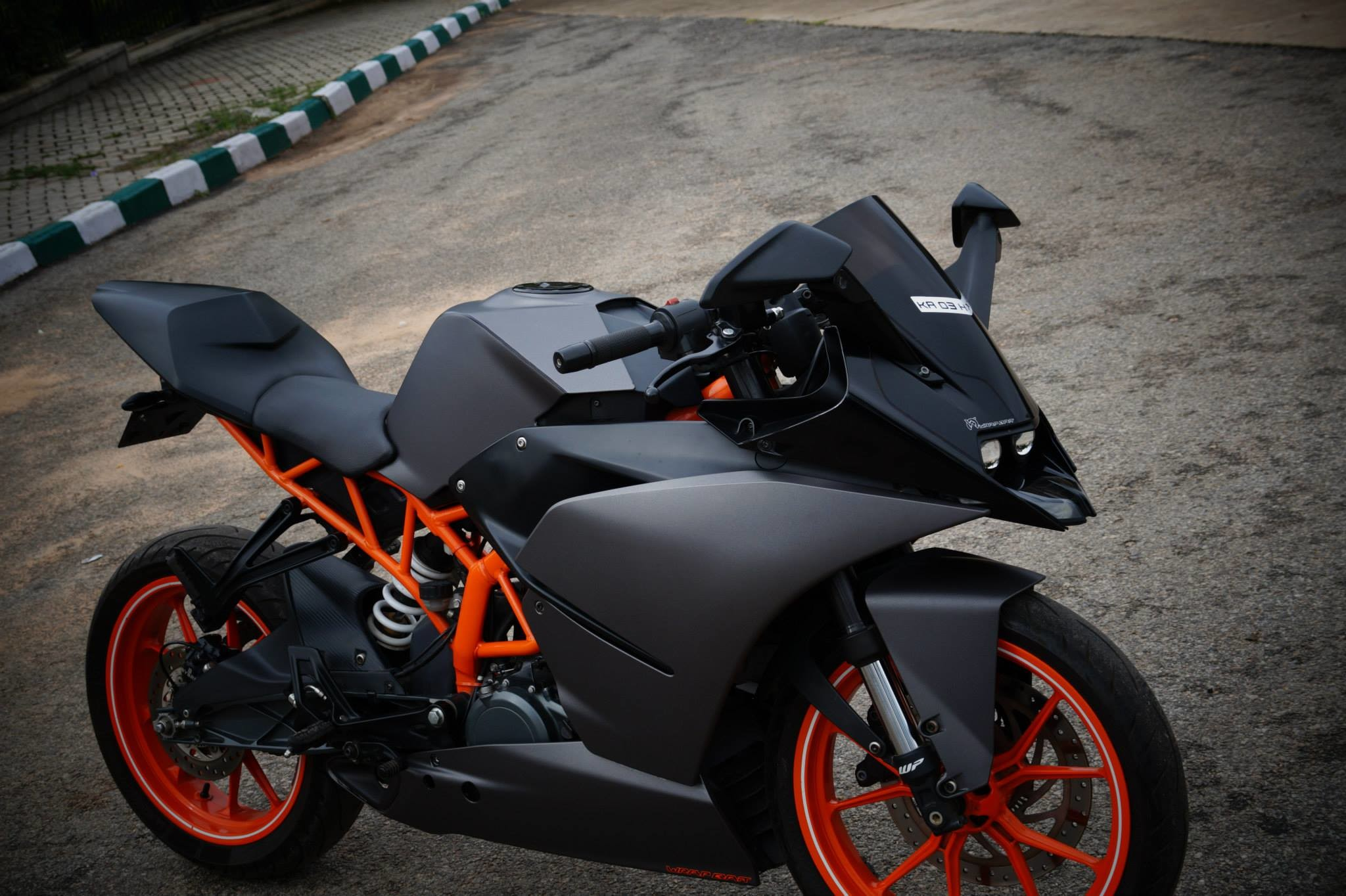 Ktm Rc 390 Wallpapers 83 Pictures