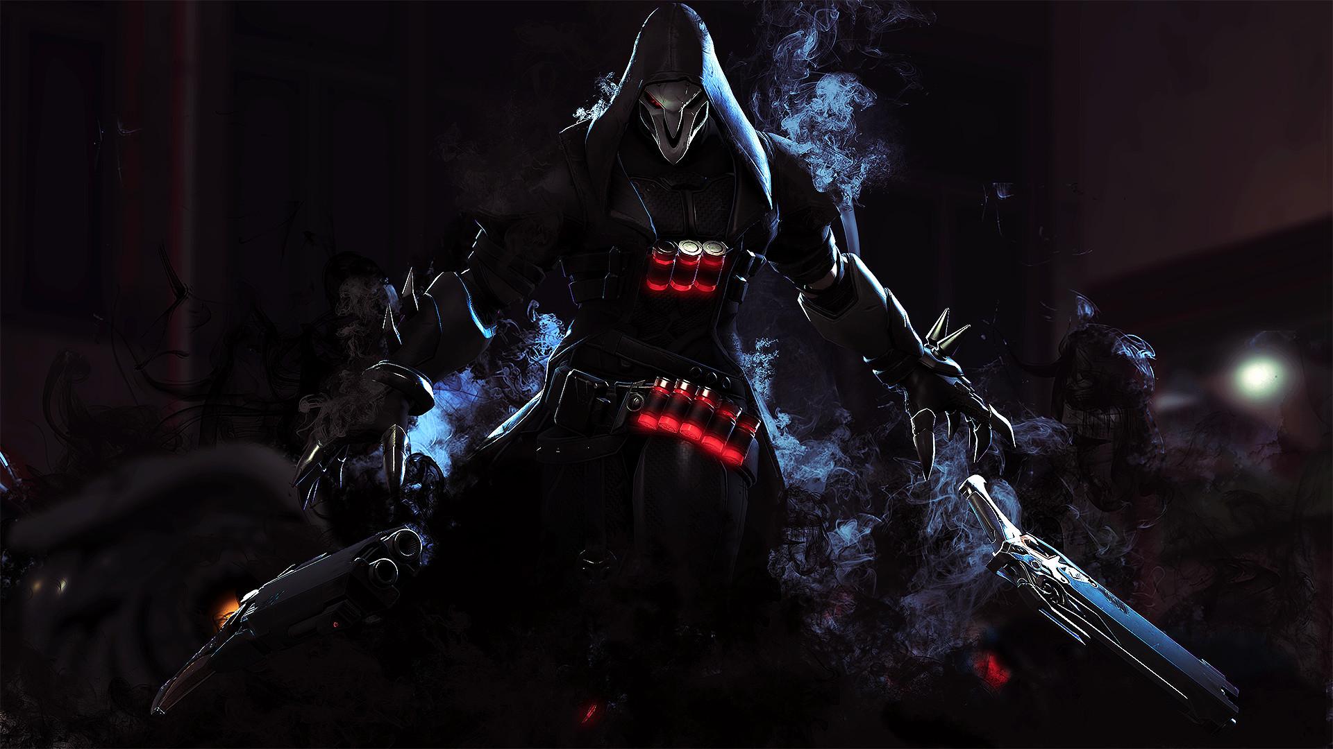 Reaper Overwatch Wallpapers (69+ pictures)